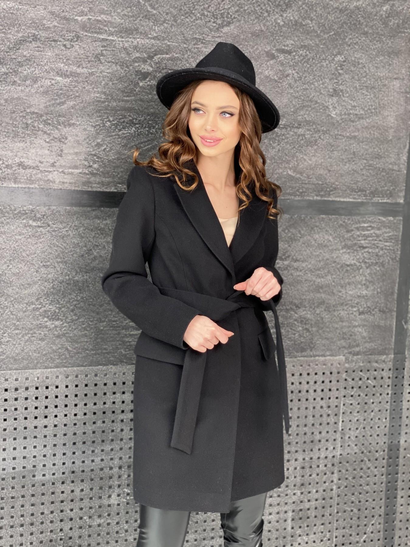 Пальто женское демисезонное купить в интернете Корсипальто из гладкого кашемира 10893