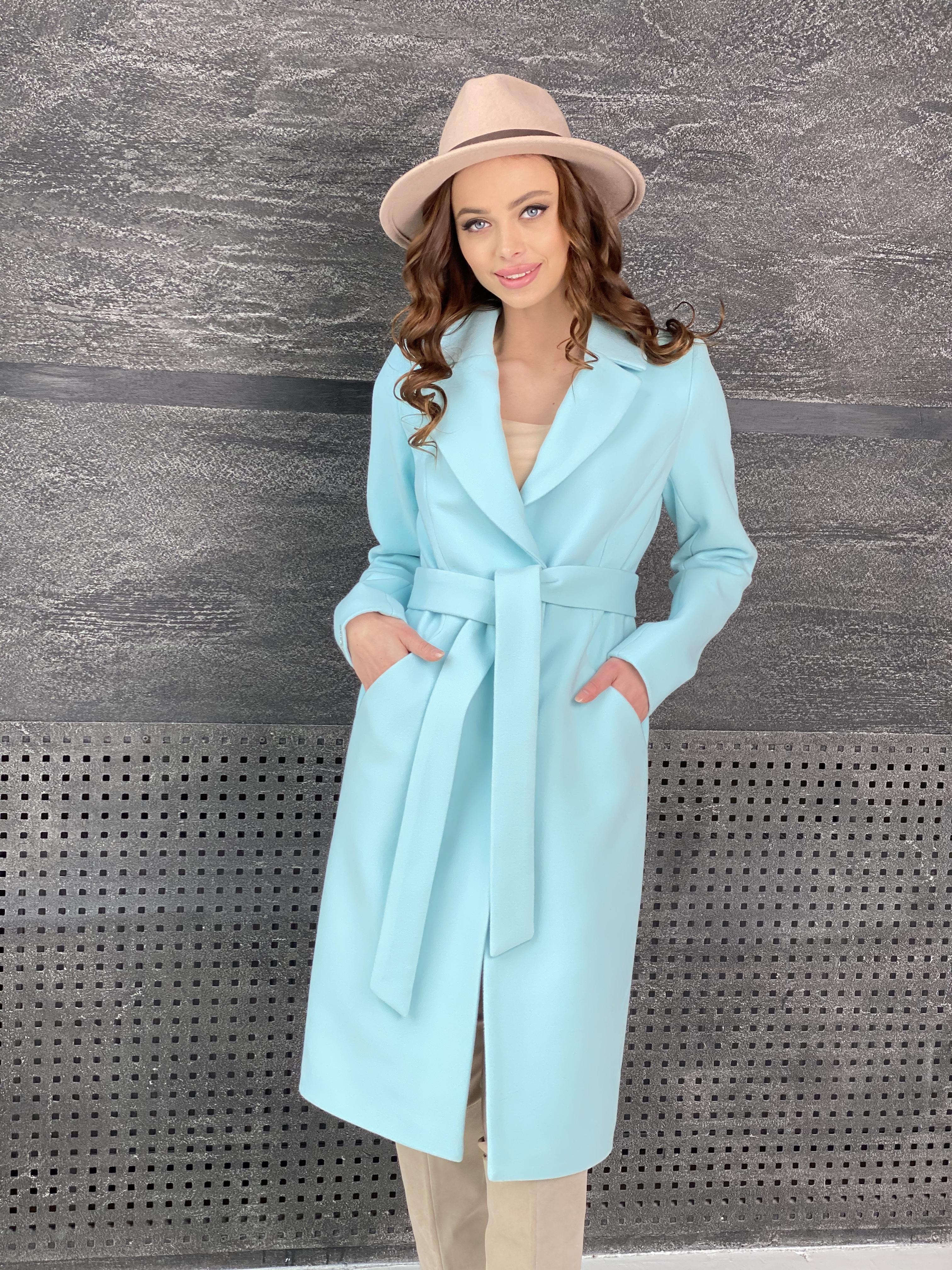 Купить демисезонное пальто от ТМ Modus Мехико пальто из кашемира 9026