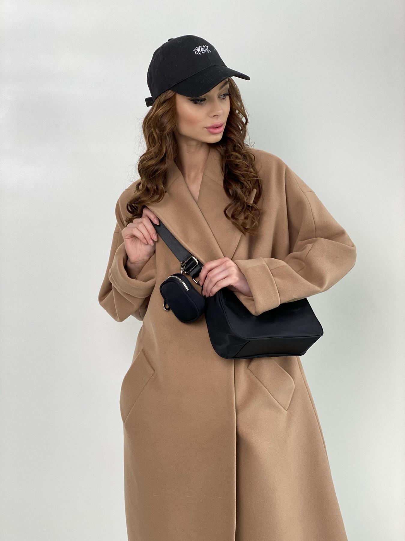 Влада пальто демисезонное из кашемира  10541 АРТ. 46895 Цвет: Кемел - фото 11, интернет магазин tm-modus.ru