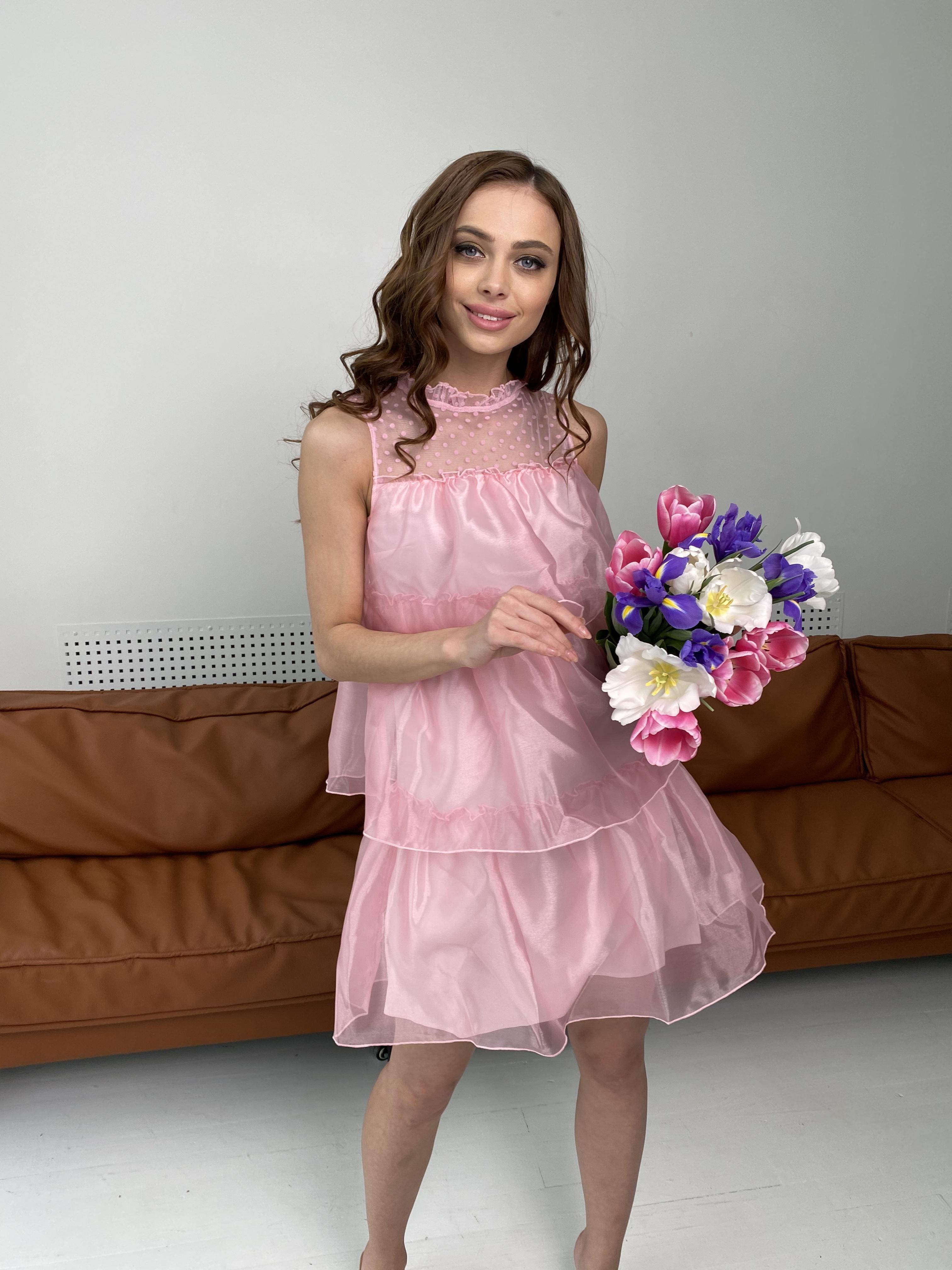 Купить женское платье Перри платье из органзы 7067