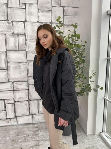 """Купить """"Норд"""" куртка из плащевой ткани стеганая 10883 оптом и в розницу"""