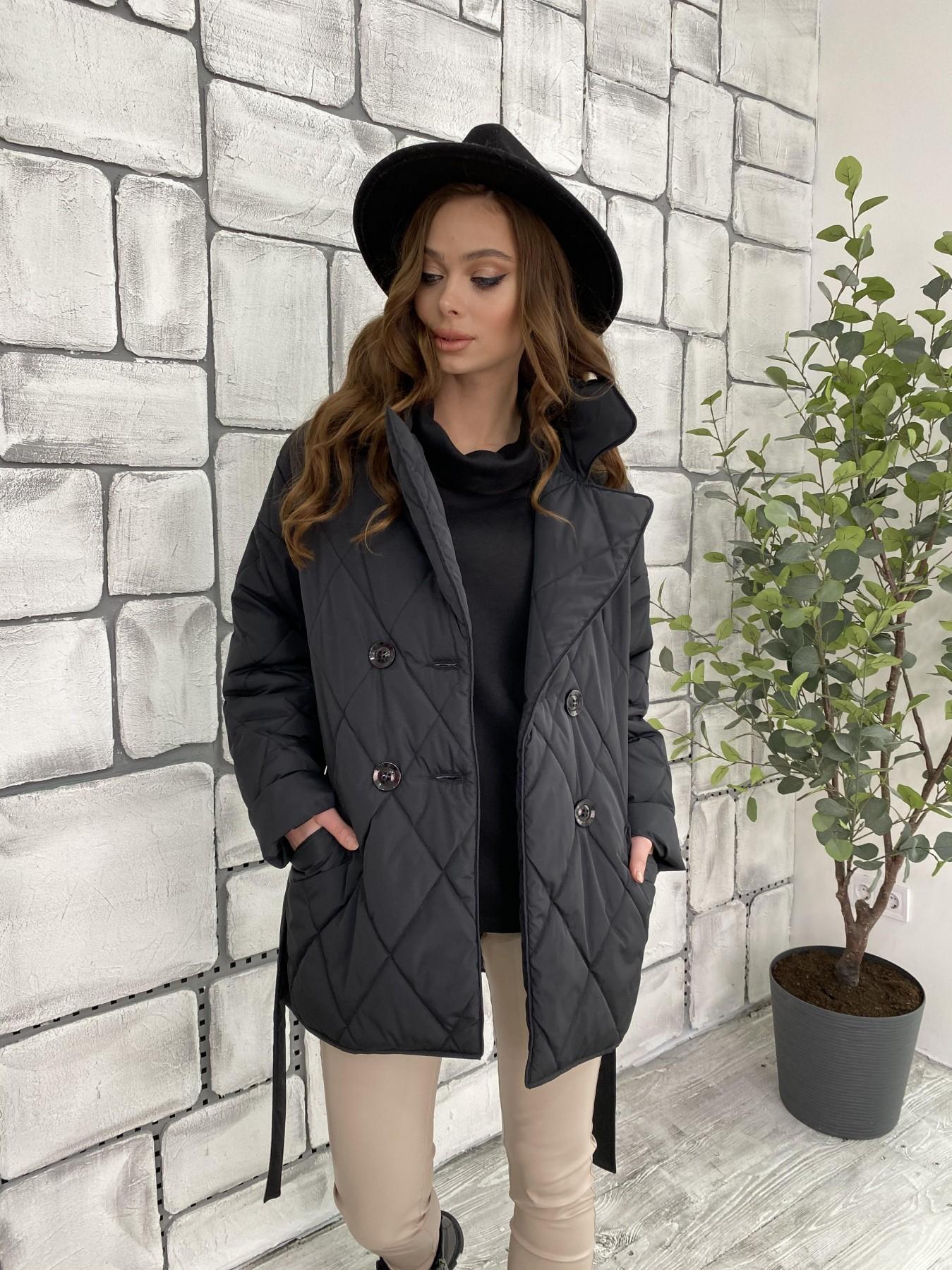 куртки демисезонные женские Харьков Норд куртка из плащевой ткани стеганая 10883