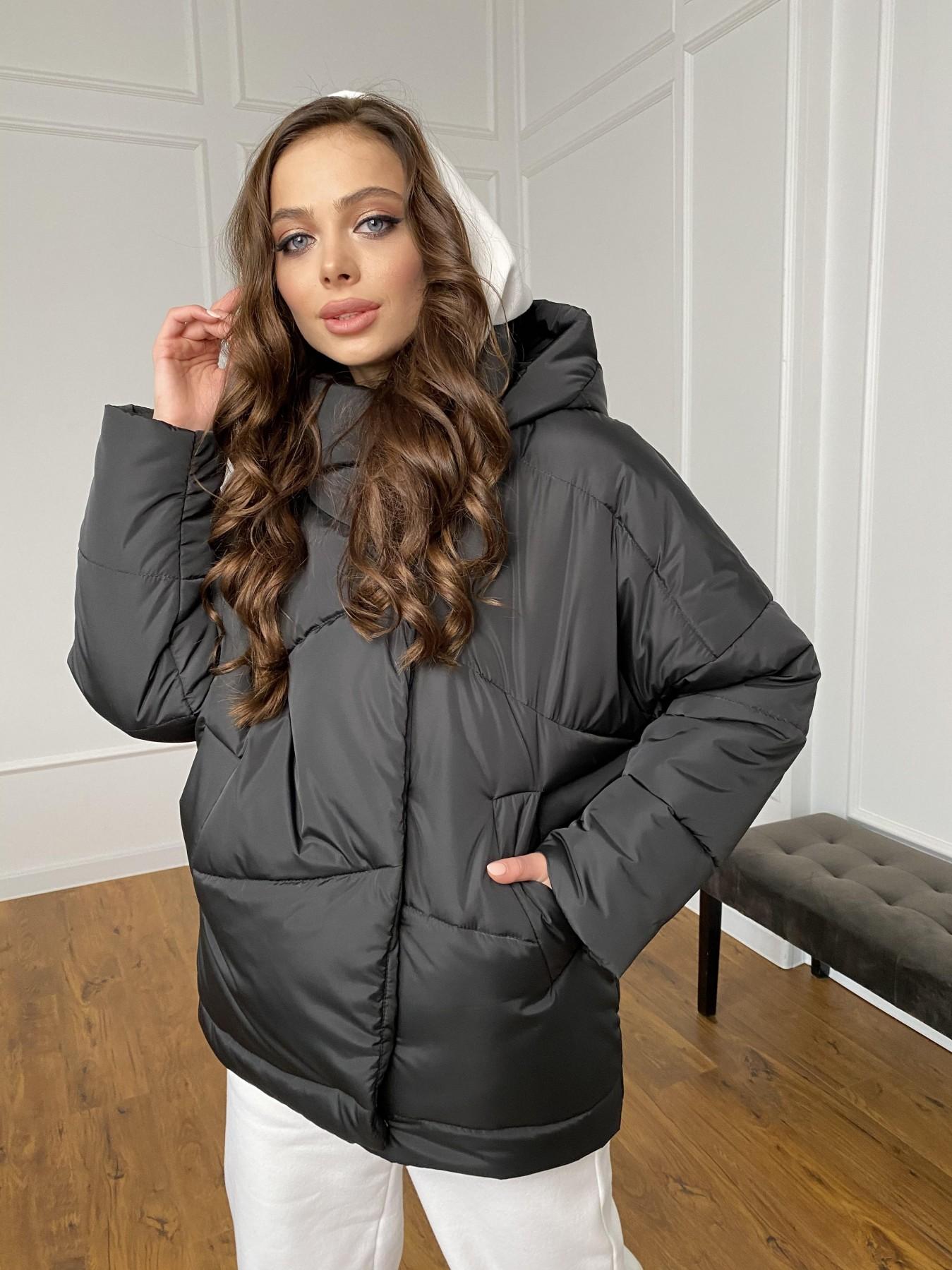 куртки демисезонные женские Харьков Уно куртка плащевка Ammy 10671