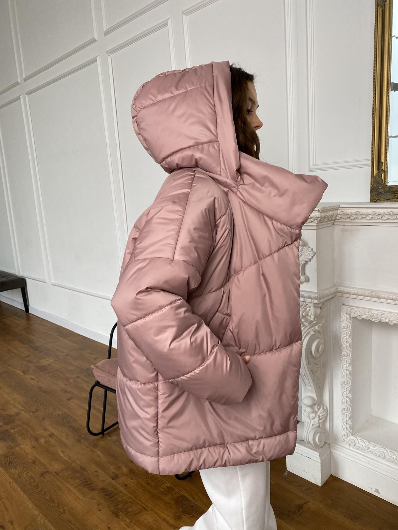 Уно куртка плащевка Ammy 10671 АРТ. 47409 Цвет: Пудра - фото 7, интернет магазин tm-modus.ru