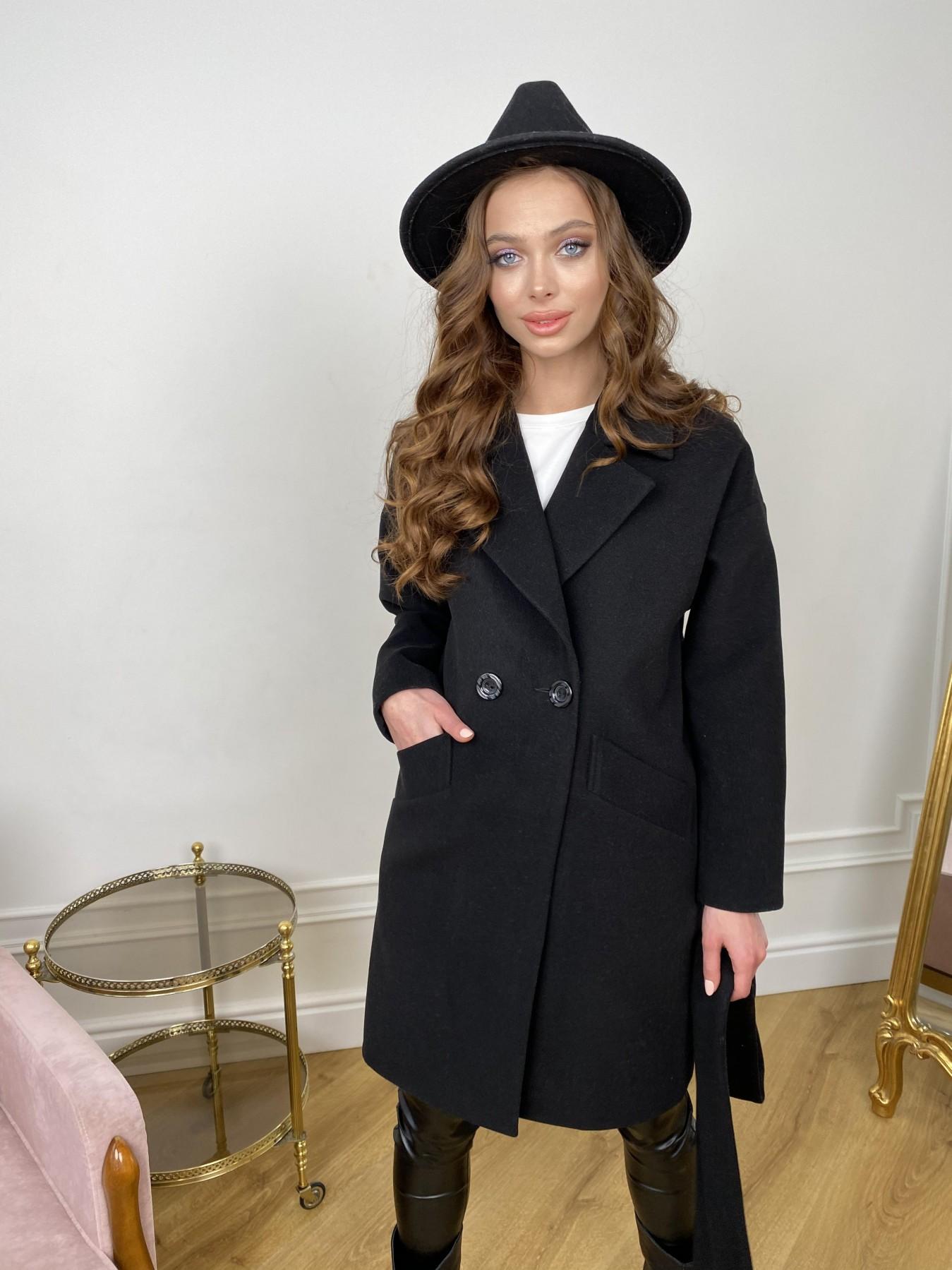 Пальто женское демисезонное интернет магазин TM Modus Сенсей пальто  из гладкого кашемира 10905