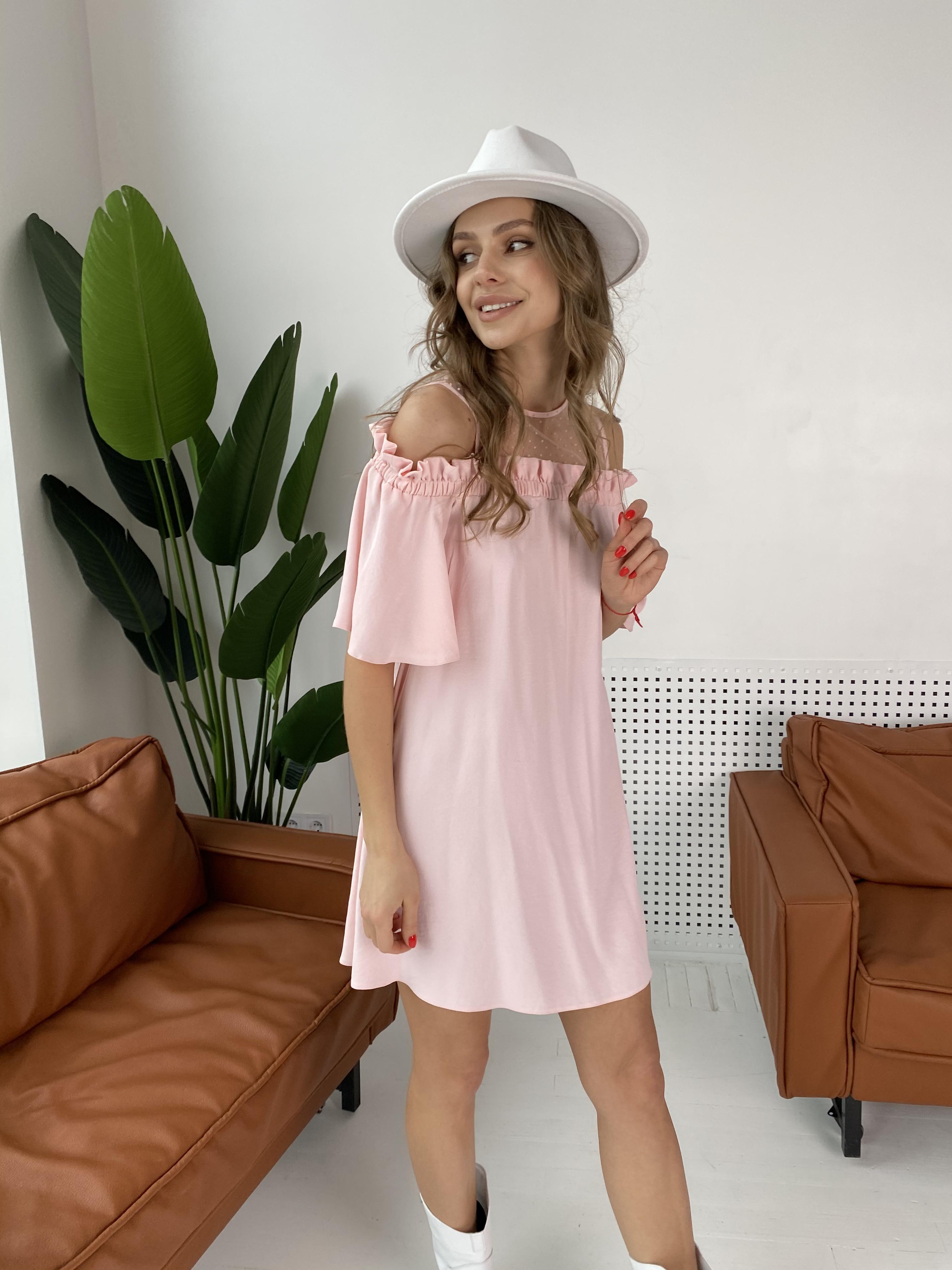 Платья от производителя Молена платье  7192