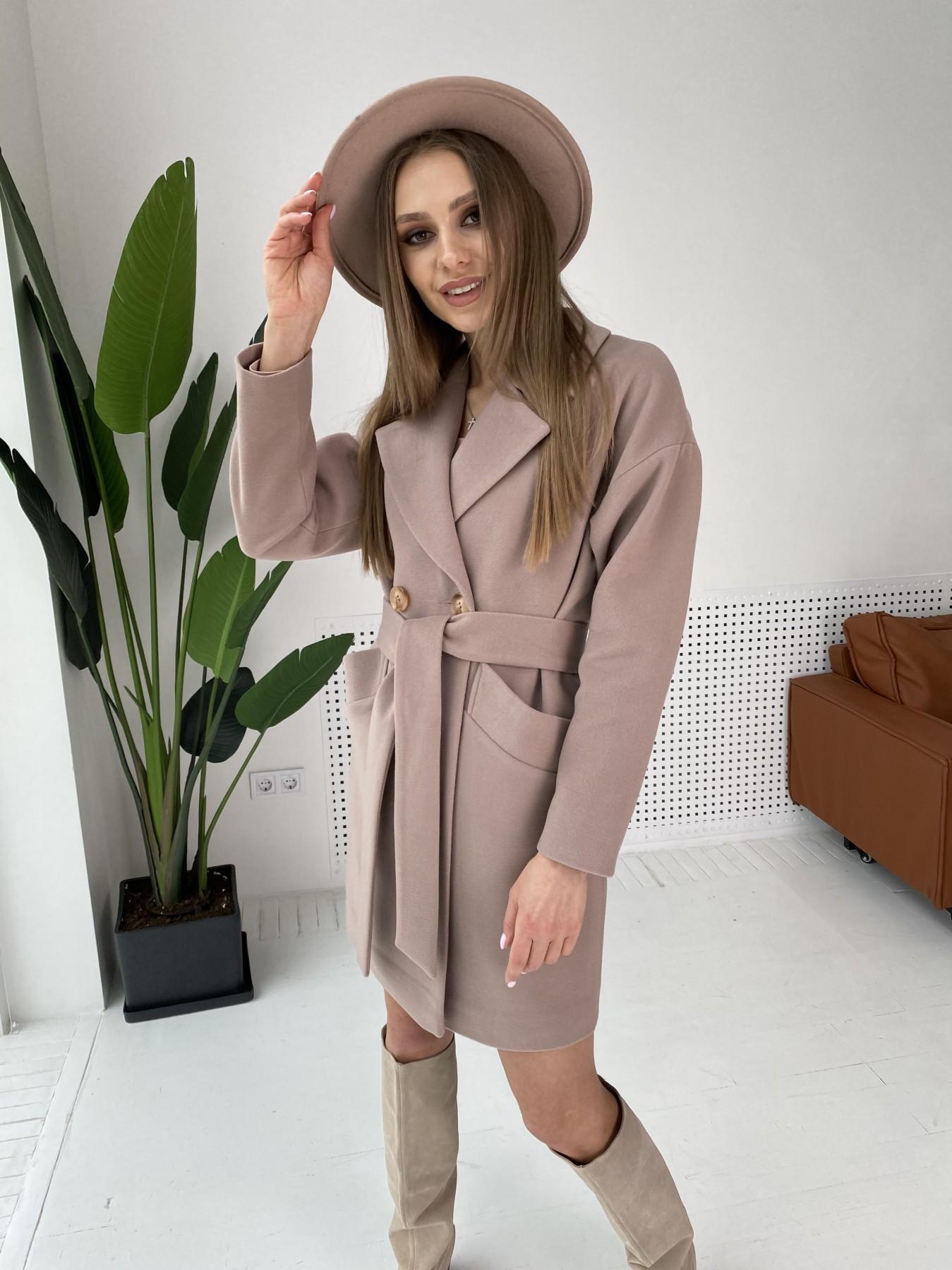 Магазины женского демисезонного пальто от Modus Сенсей пальто  из гладкого кашемира 10905