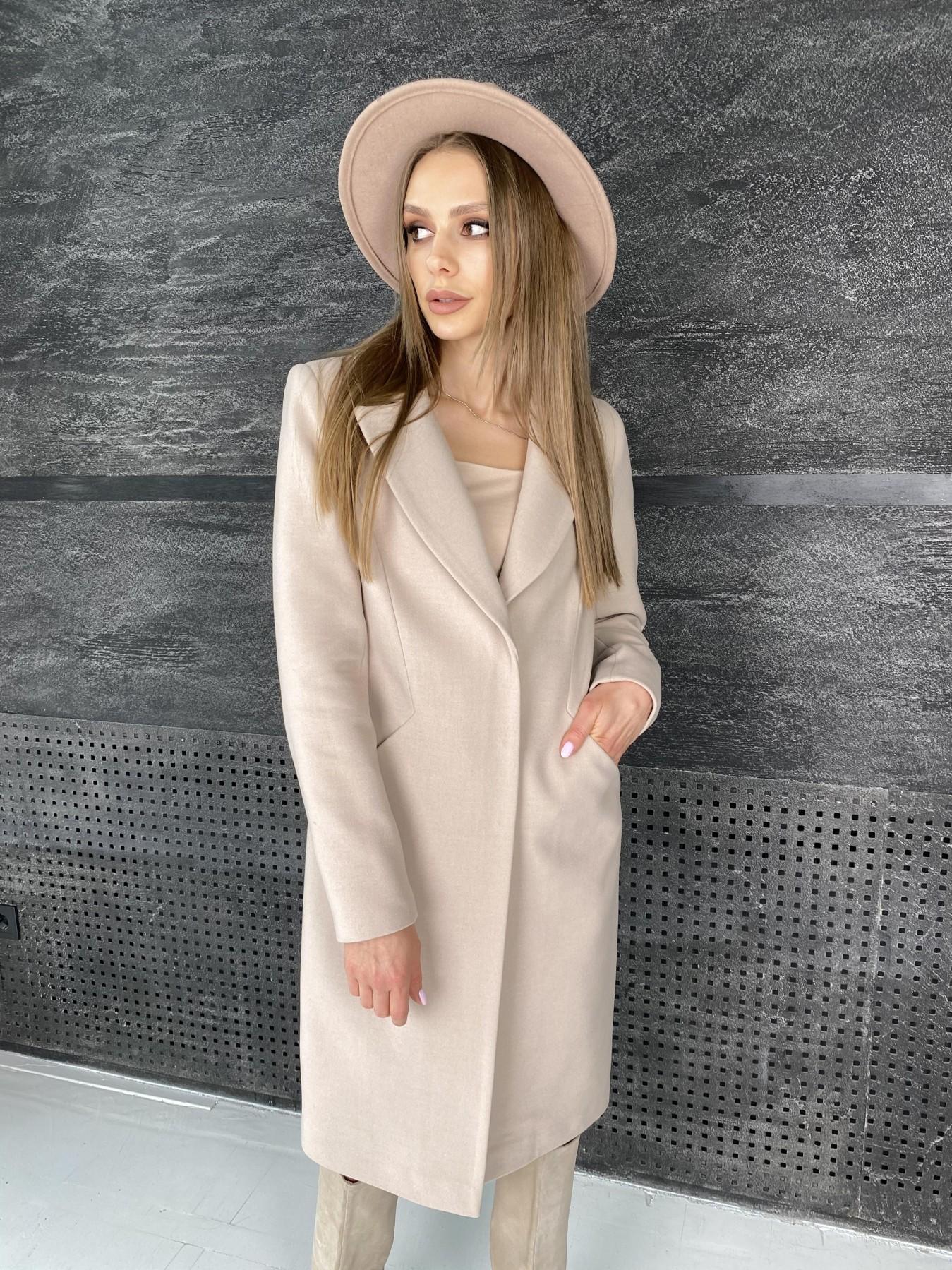 Пальто демисезонное женское Украина Modus Мехико пальто из гладкого кашемира 10891
