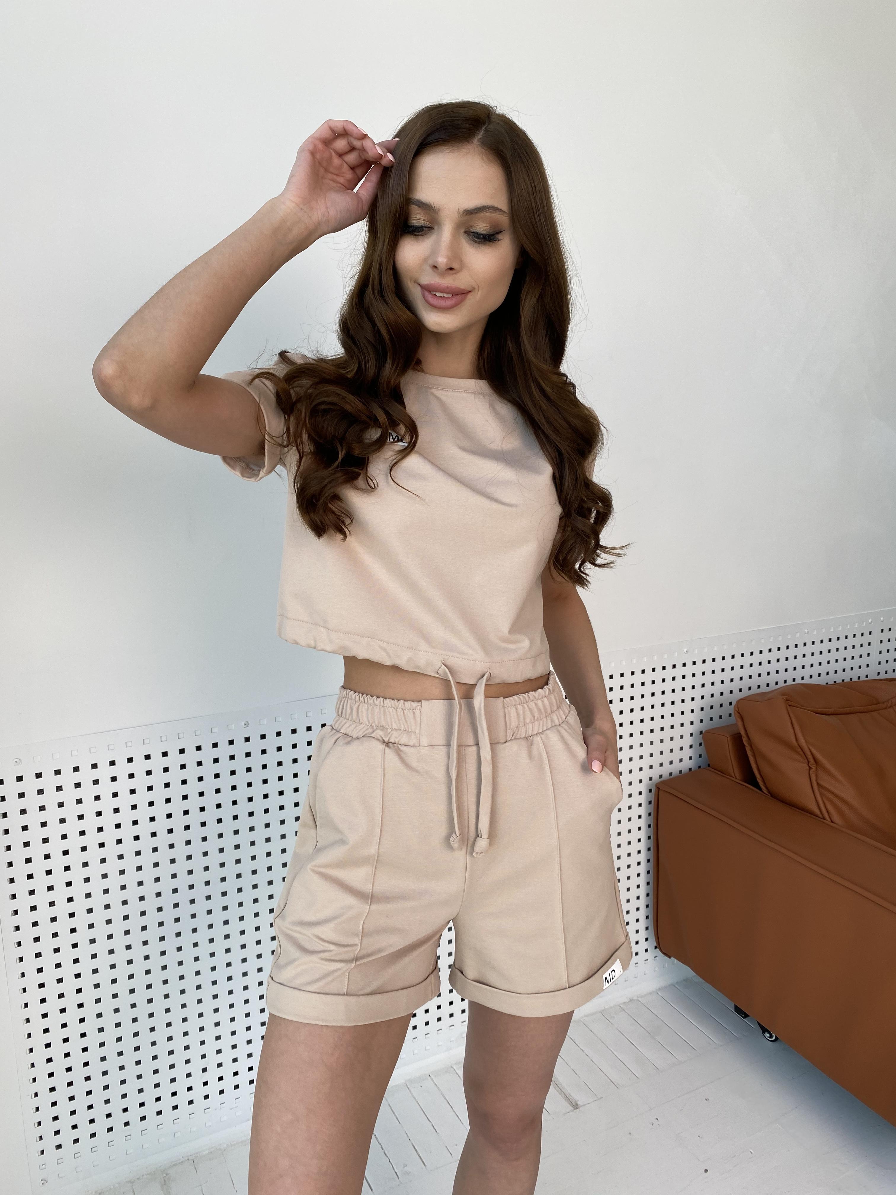 Женская одежда оптом Украина Modus  Фреш  костюм трикотажный двунитка тонкий 9252