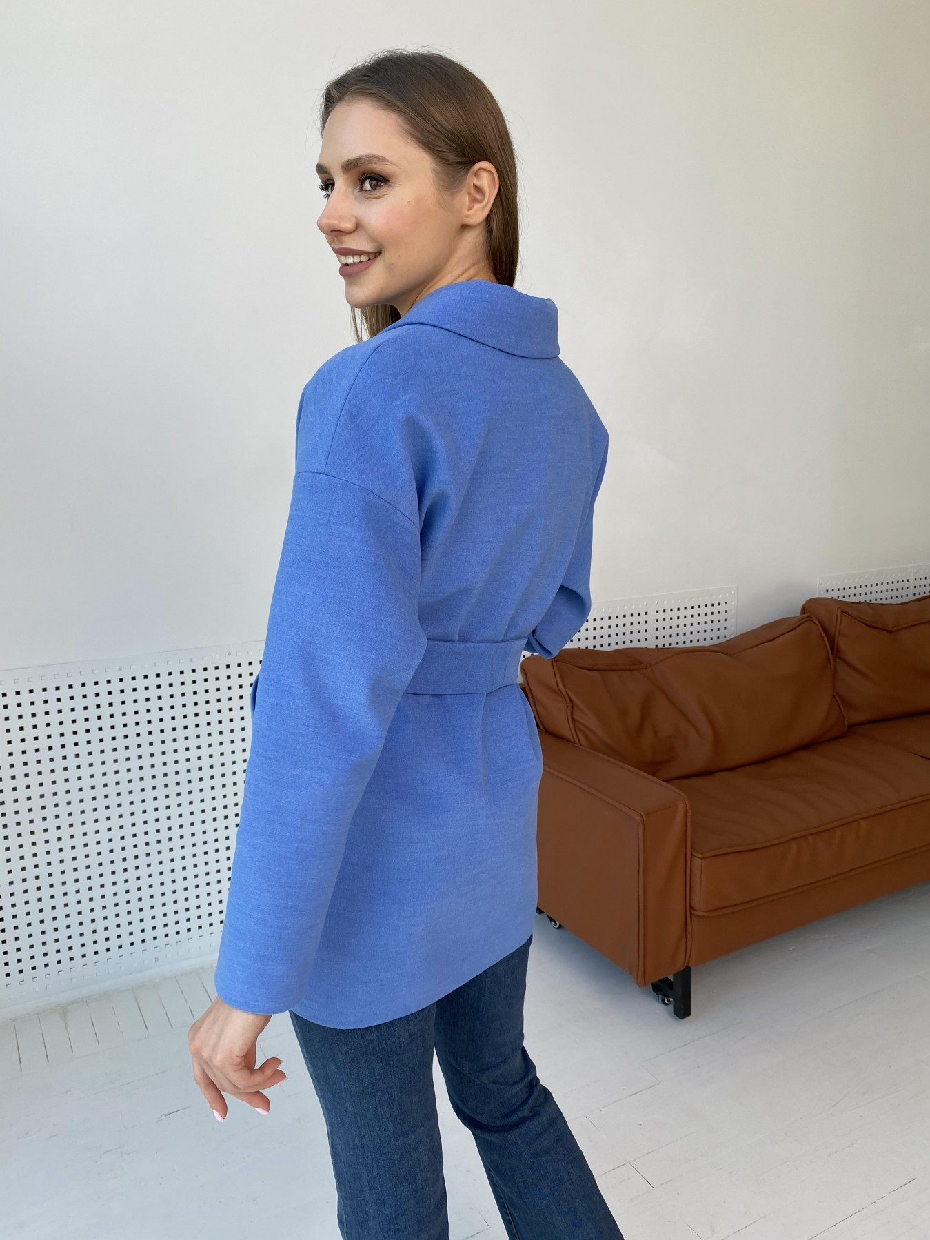 АРТ. 47552 Цвет: Голубой - фото 9, интернет магазин tm-modus.ru