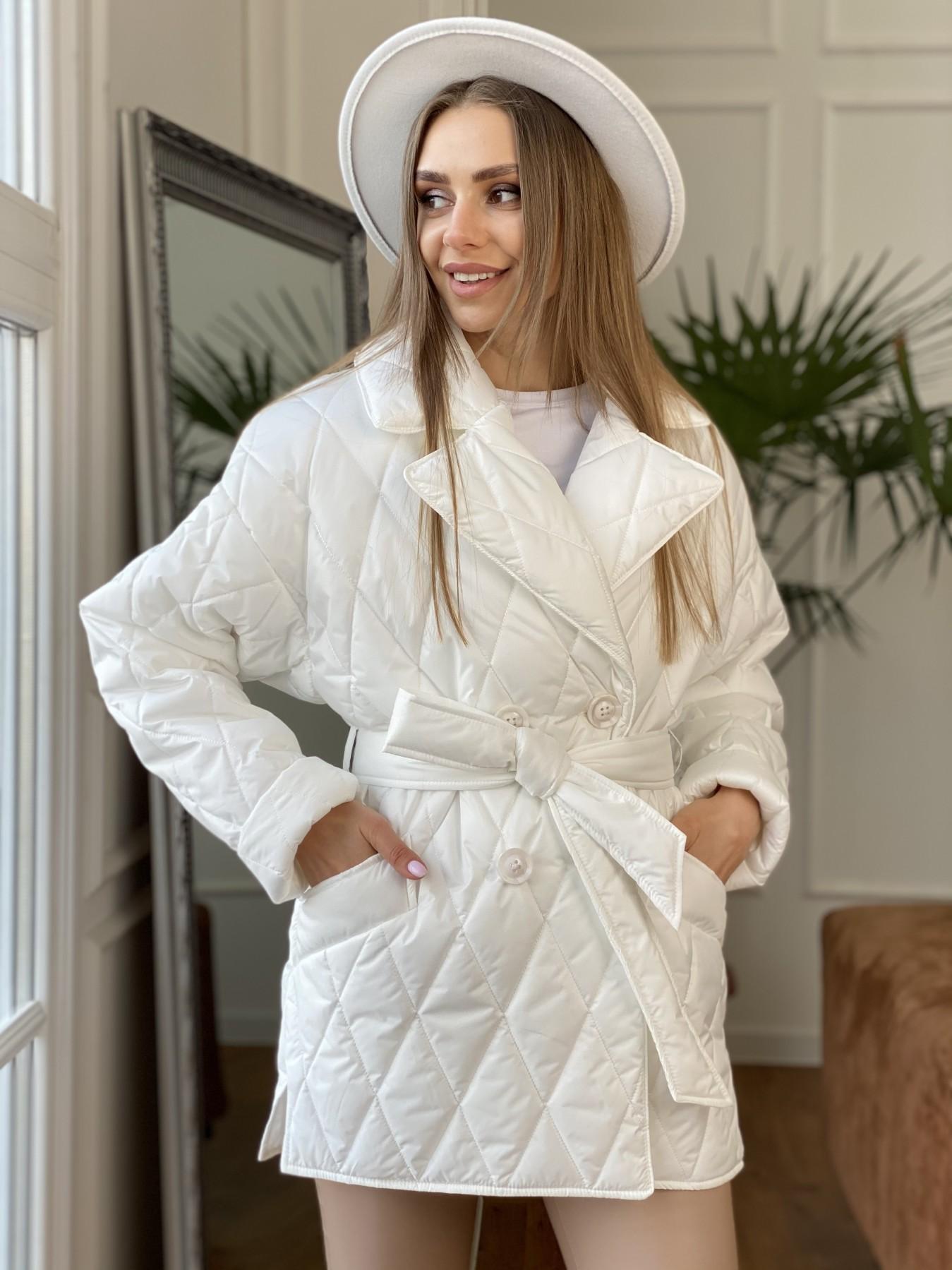 куртка демисезонная женская Норд куртка из плащевой ткани стеганая 10883