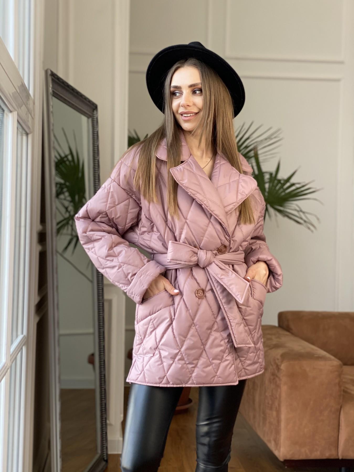 женские куртки оптом Норд куртка из плащевой ткани стеганая 10883