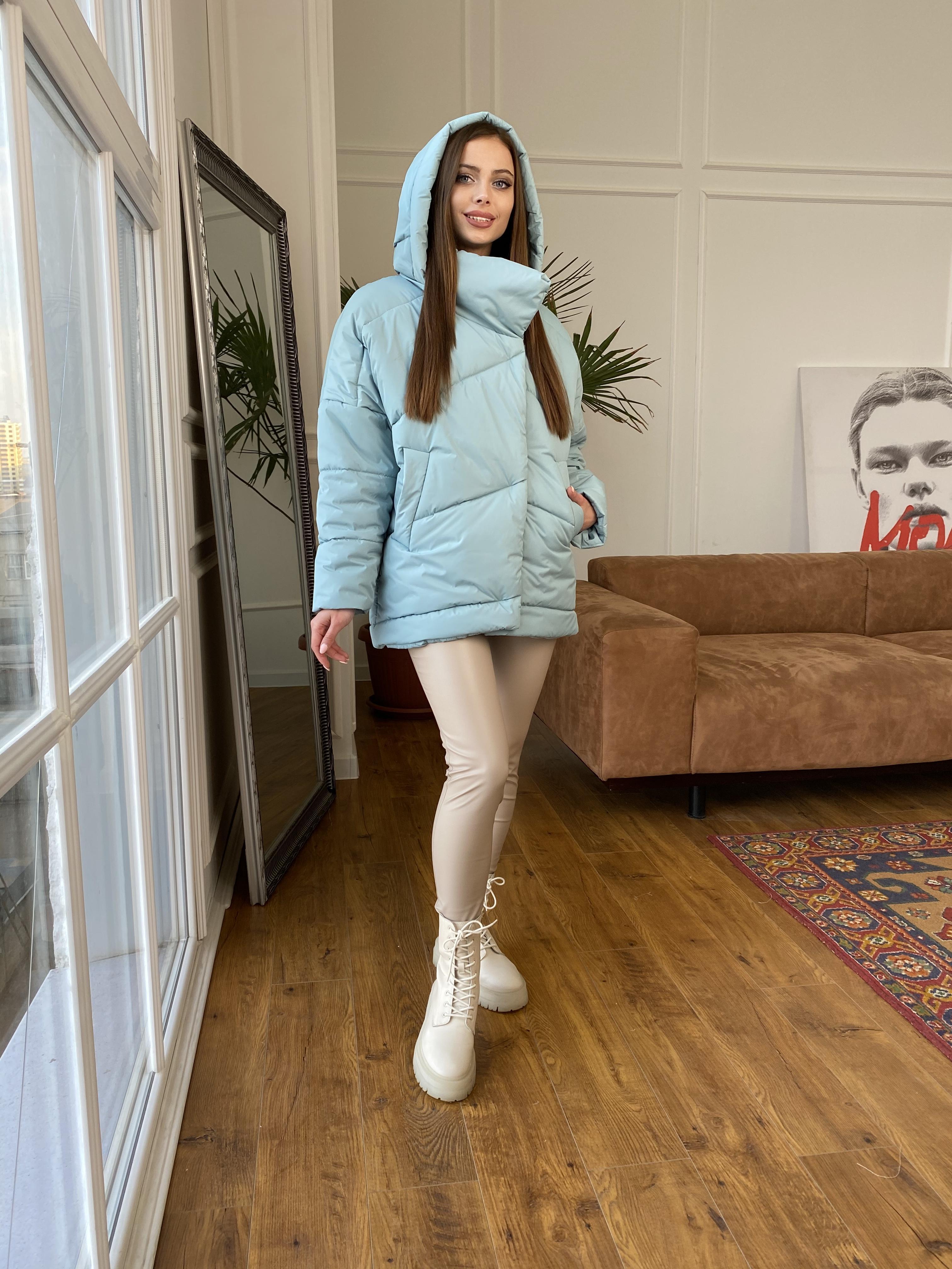 куртки оптом Украина  Уно куртка плащевка Ammy 10671