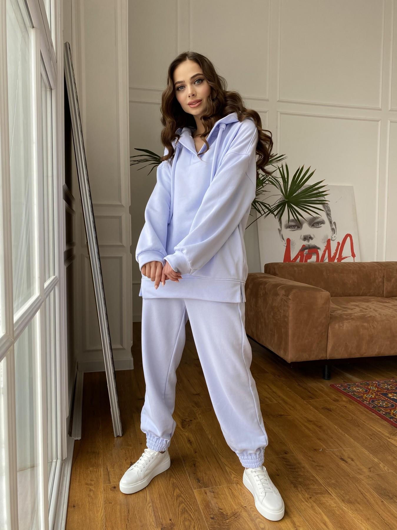 Ярис костюм из 3х нитки 10789 АРТ. 47636 Цвет: Голубой Светлый - фото 2, интернет магазин tm-modus.ru