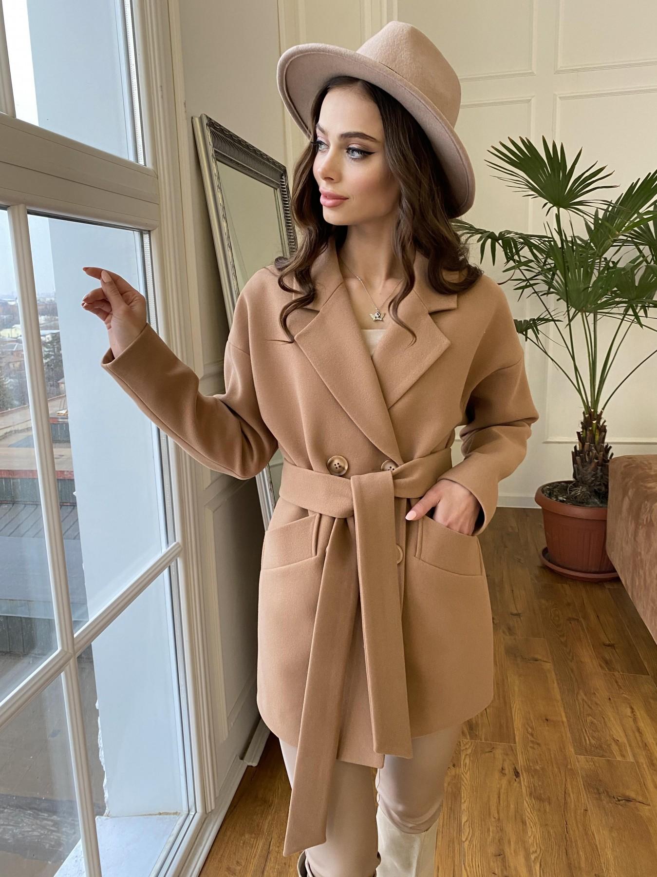 Женские демисезонные пальто производитель Харьков Modus Бонд пальто из кашемира  10571