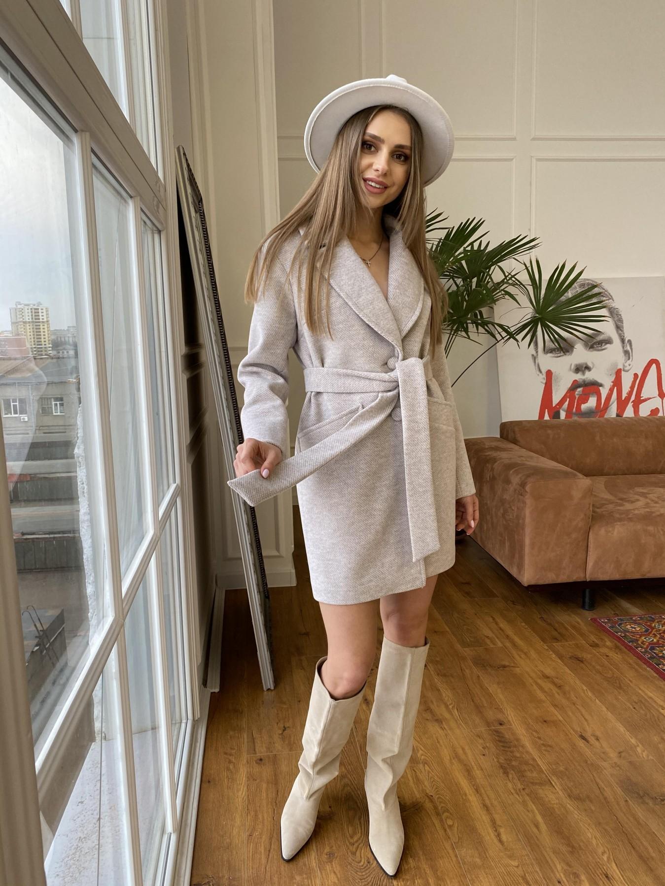 Купить демисезонное пальто от ТМ Modus Вейсона флеш пальто из пальтовой ткани 10751