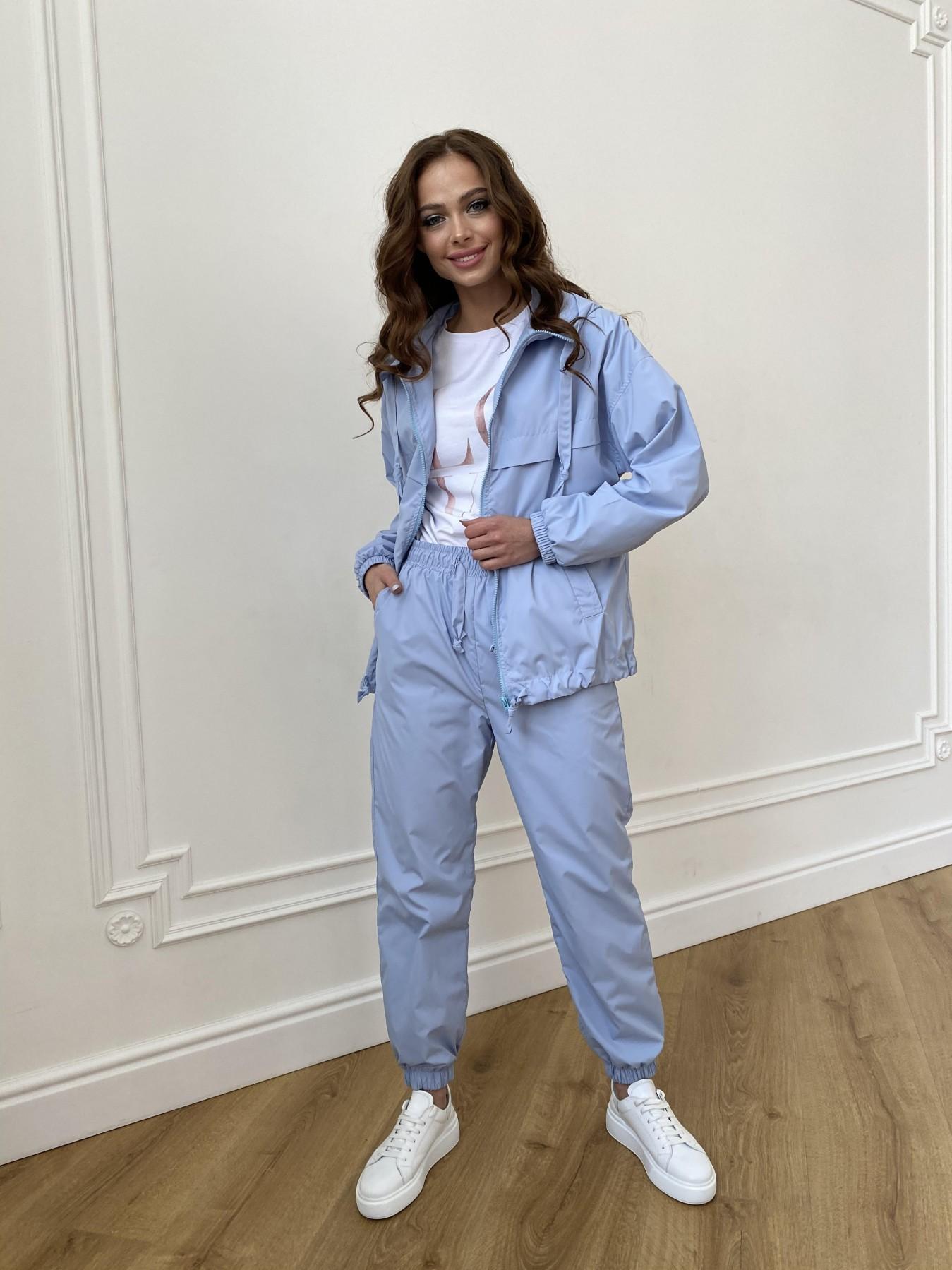 Женская одежда оптом от производителя Фит костюм из плащевой ткани Ammy 11051