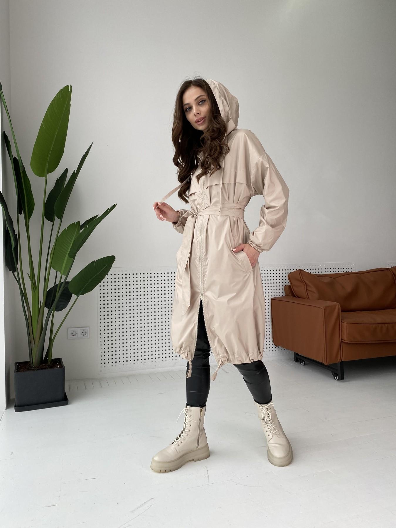 женские куртки оптом Микси ветровка из плащевой ткани Gloria 11087