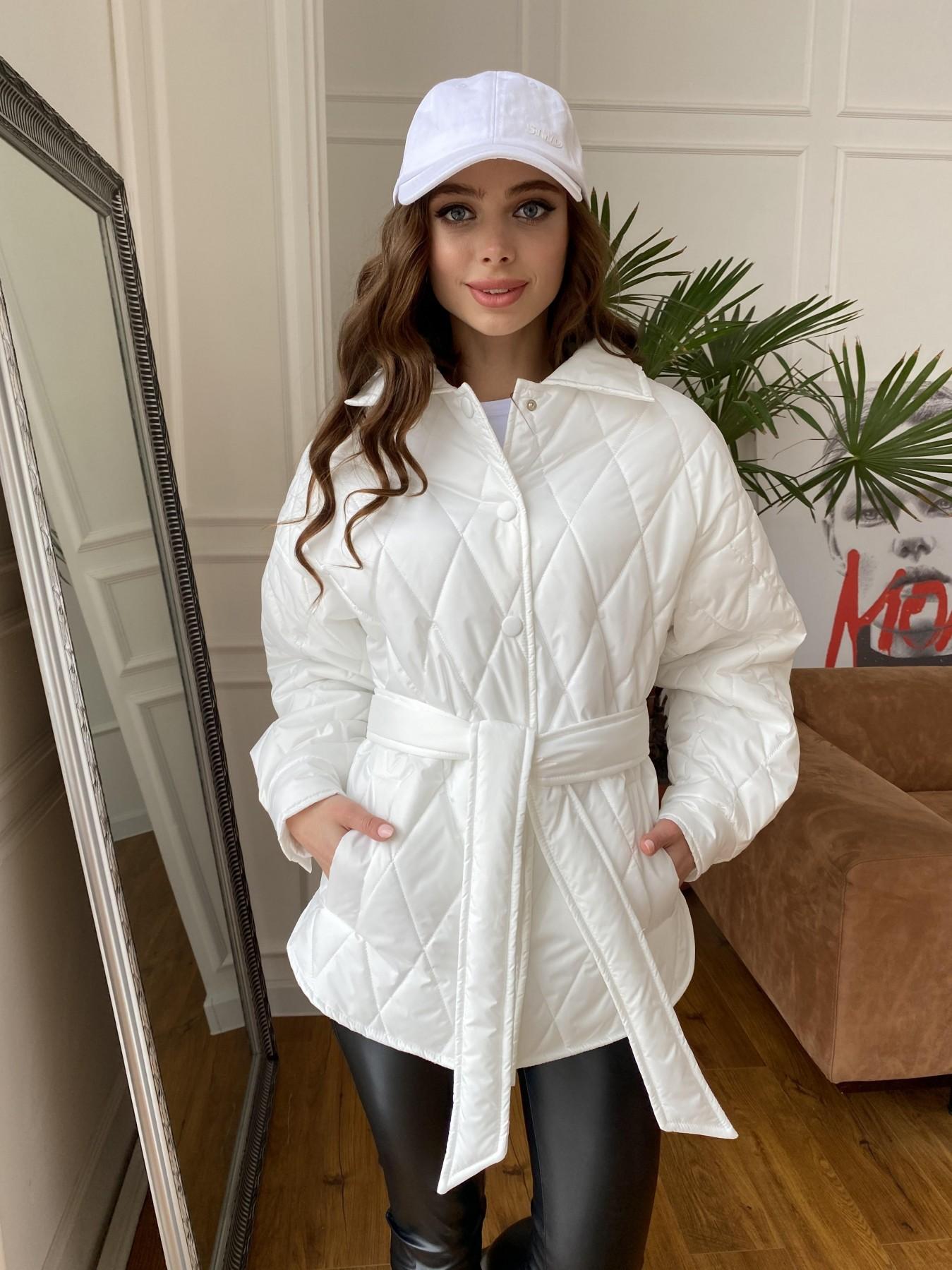 куртки оптом Харьков Моно куртка из плащевой ткани Ammy 10972