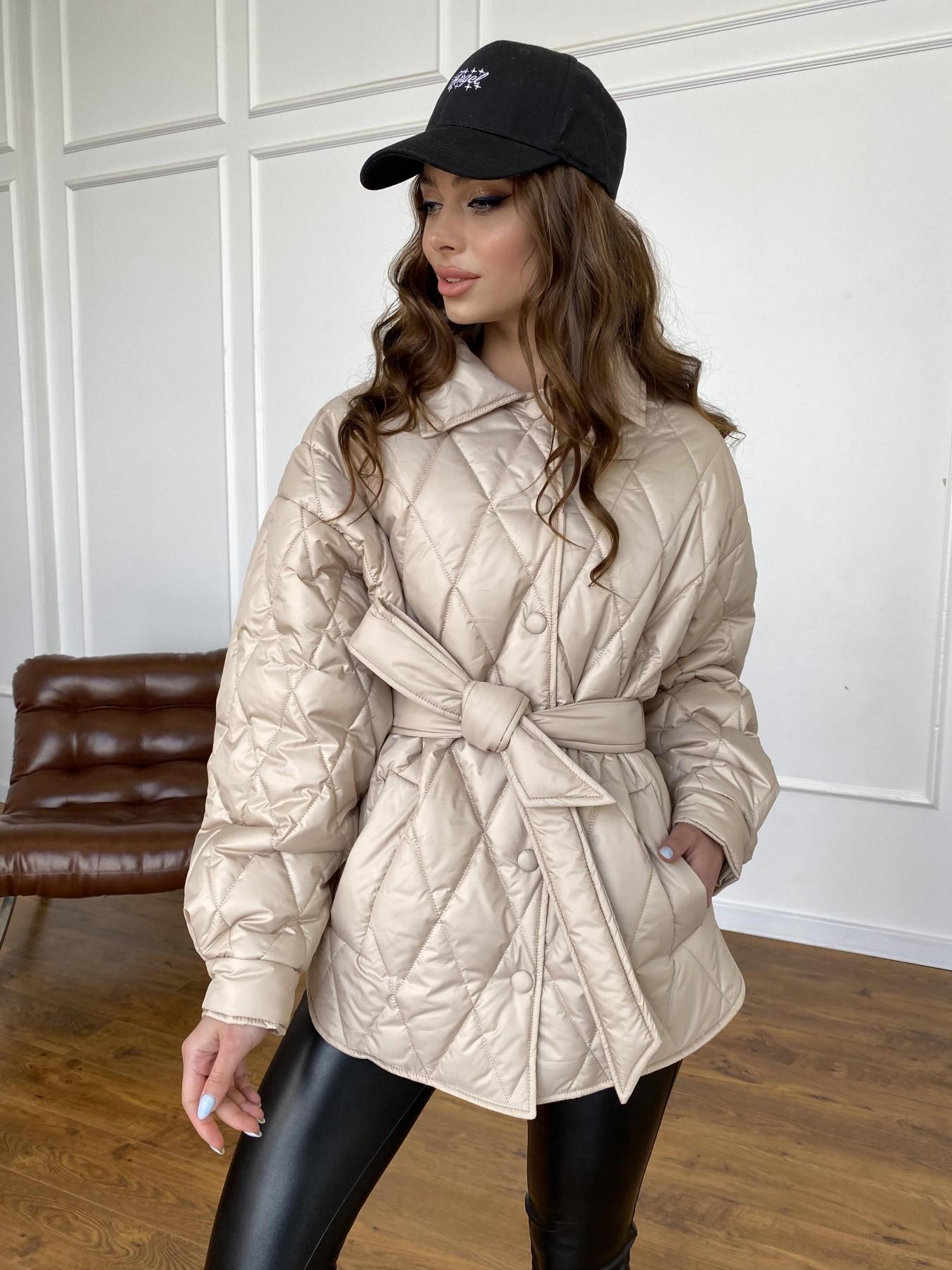 куртки оптом от производителя  Моно  куртка из плащевой ткани Gloria 11081