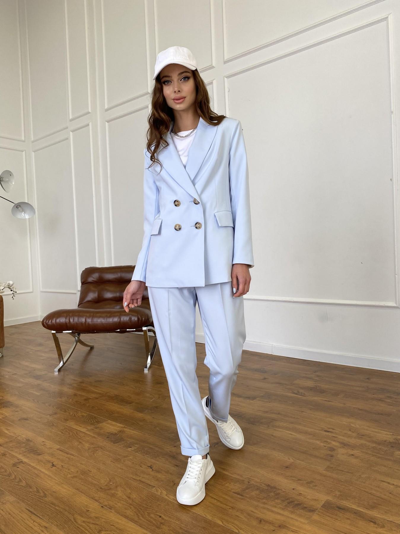 Оптом женские костюмы от Modus Франко костюм стрейчевый из костюмной ткани 11090
