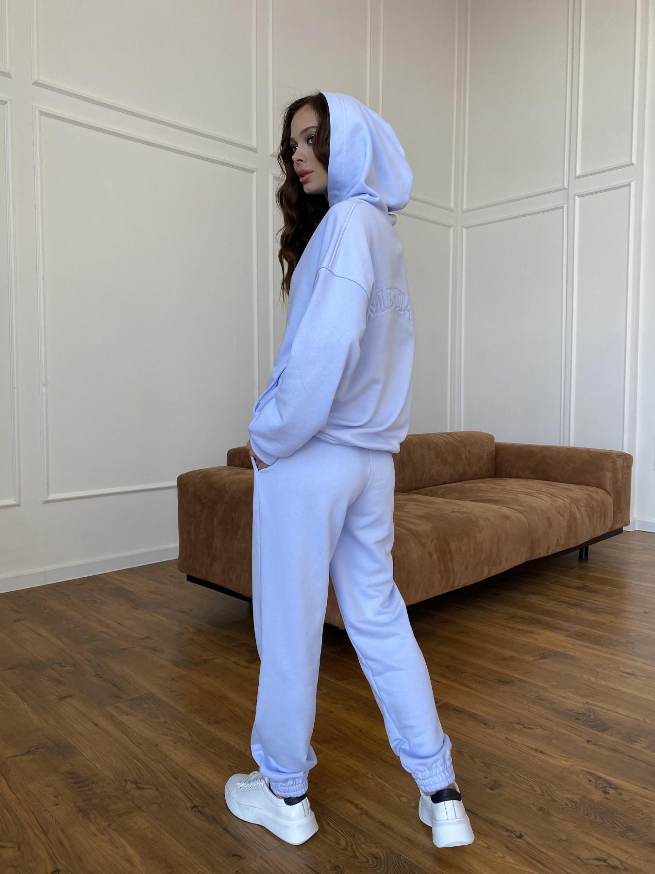 Мечтай костюм  трикотаж 3х нитка 11242 АРТ. 47757 Цвет: Голубой Светлый - фото 6, интернет магазин tm-modus.ru