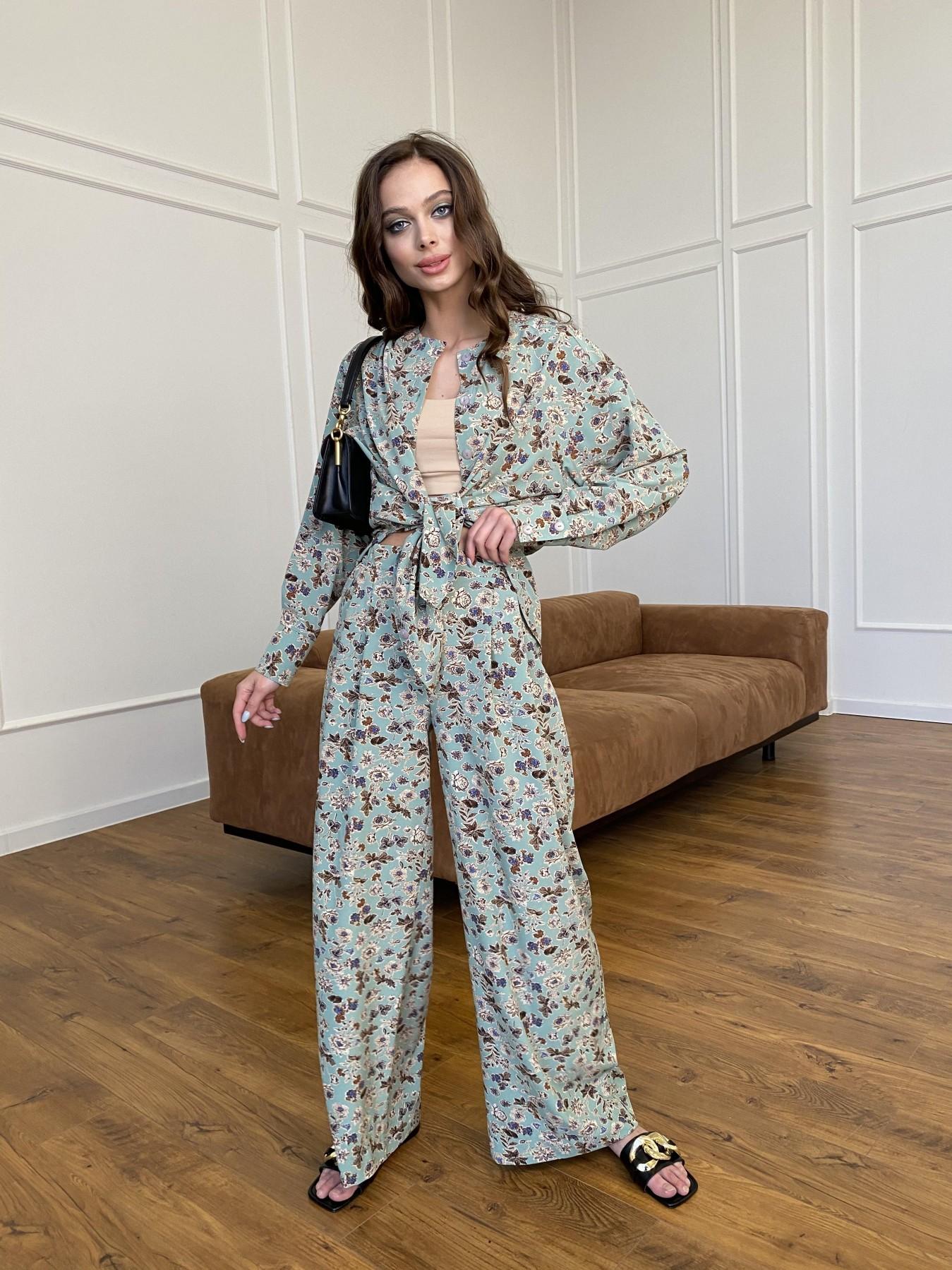Женская одежда от производителя Modus Колибри костюм софт с принтом 11244