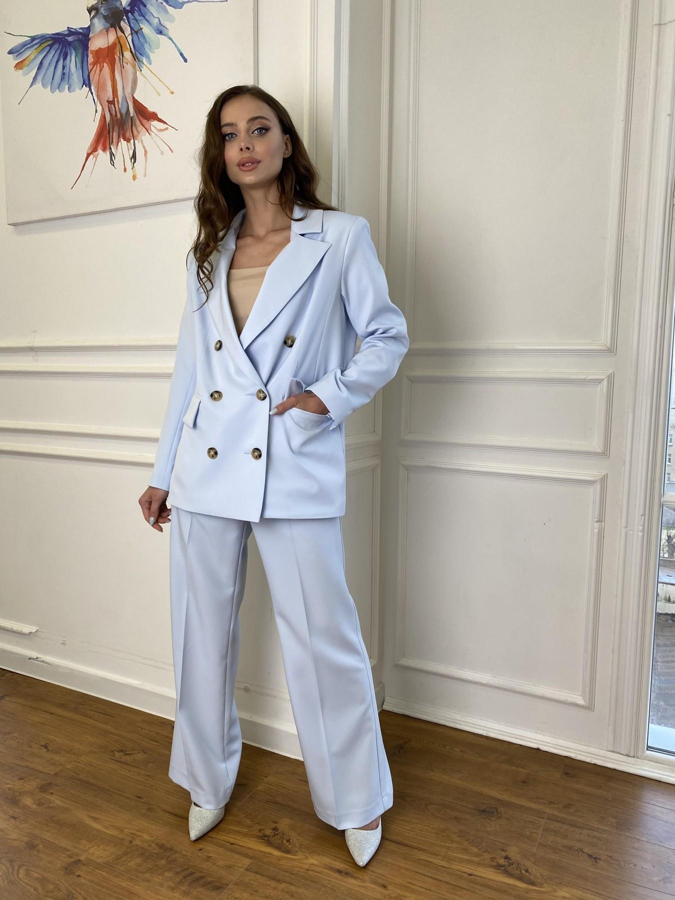Оптом женские костюмы от Modus Белисимо  костюм стрейч из костюмной ткани 11217