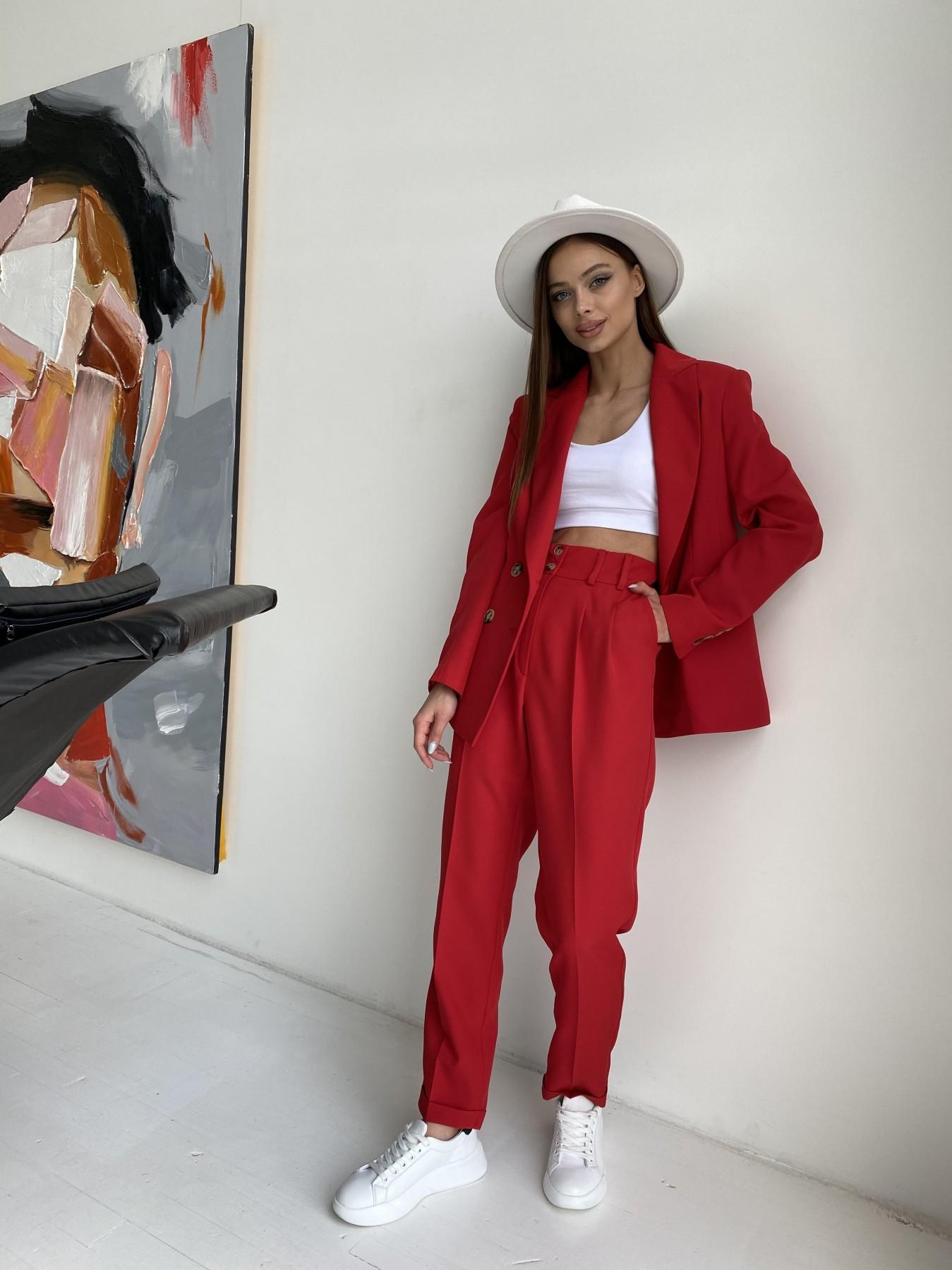 Женская одежда оптом от производителя Франко костюм из костюмной ткани 11090