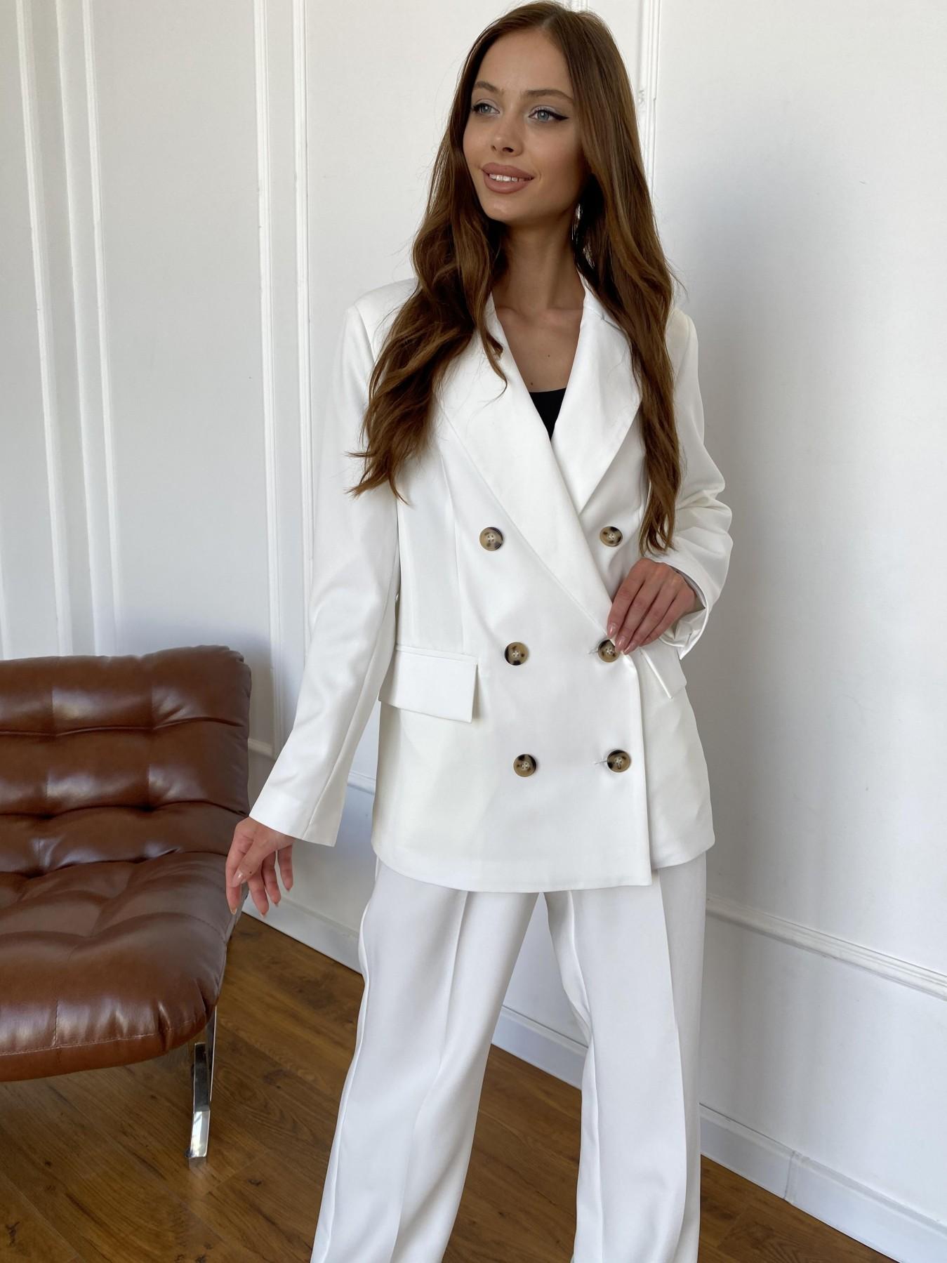Женская одежда от производителя Modus Белисимо  костюм стрейч из костюмной ткани 11217