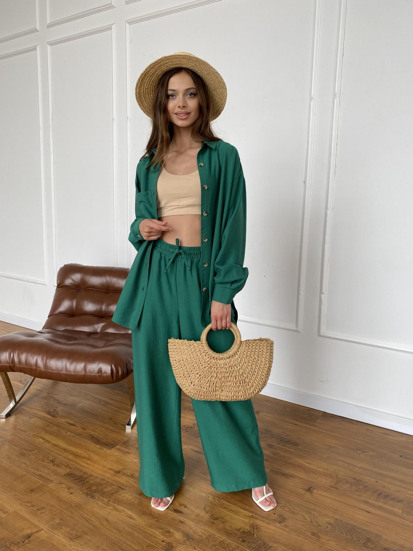 Женская одежда от производителя Modus Дуэтто костюм из льна жатка не стрейч 11413