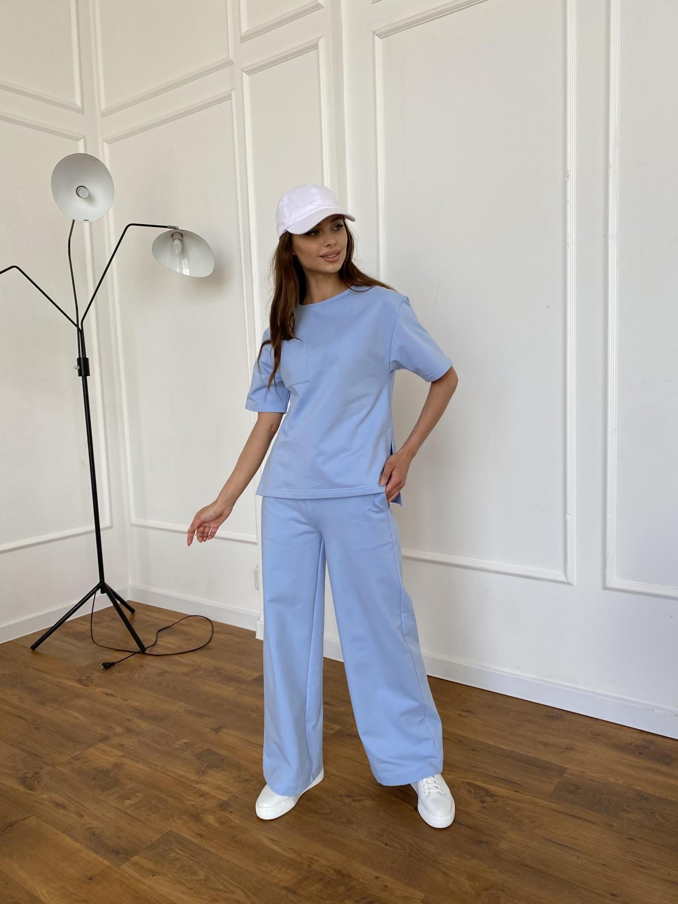 Женская одежда оптом от производителя Джокер костюм трикотажный из двунитки тонкий 11321