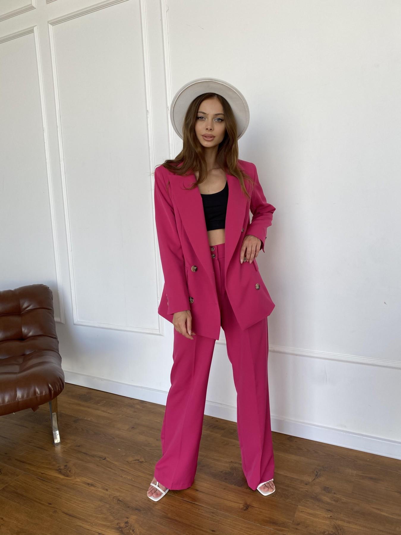 Купить женскую одежду оптом Белисимо  костюм стрейч из костюмной ткани 11217
