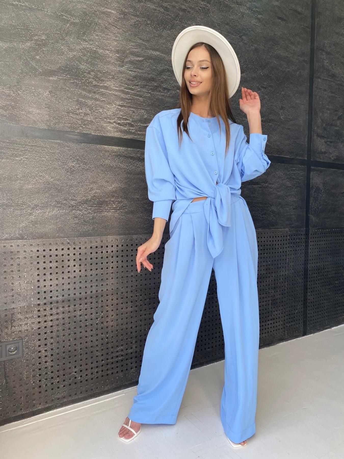 Женская одежда оптом от производителя Карите костюм из американского крепа 11380