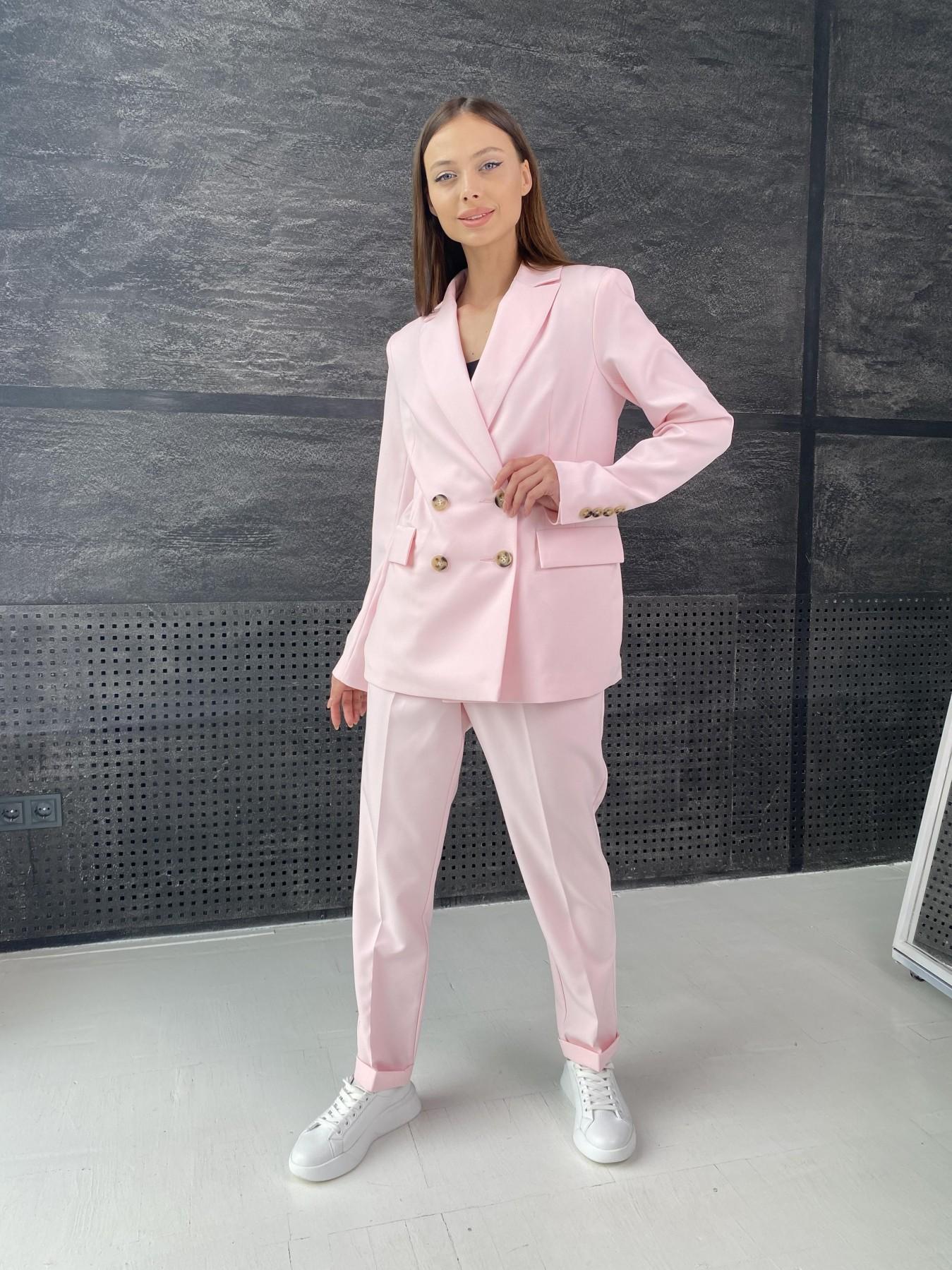 Франко костюм стрейчевый из костюмной ткани 11090
