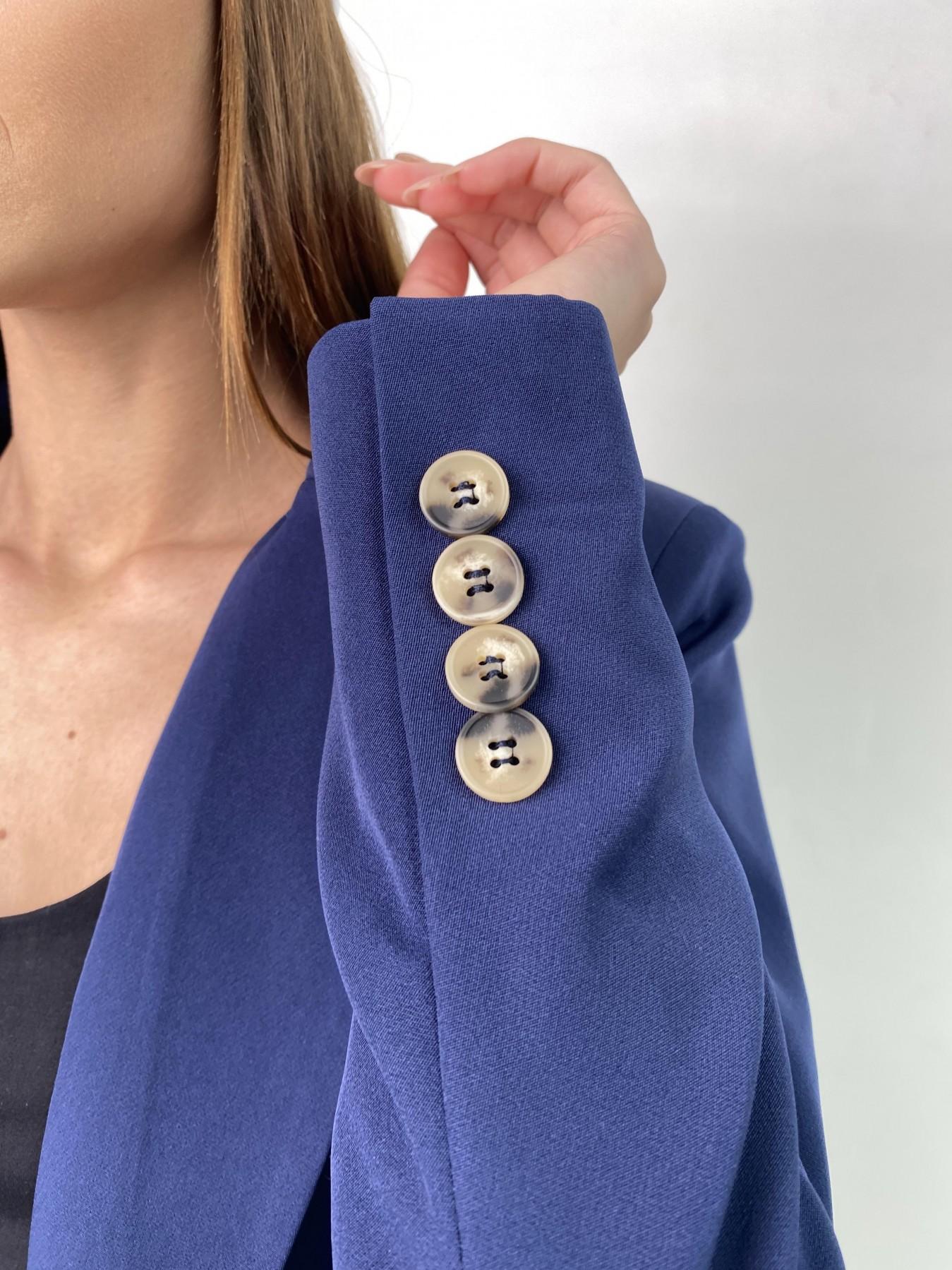 Франко костюм из костюмной ткани 11090 АРТ. 47972 Цвет: Т.синий - фото 10, интернет магазин tm-modus.ru