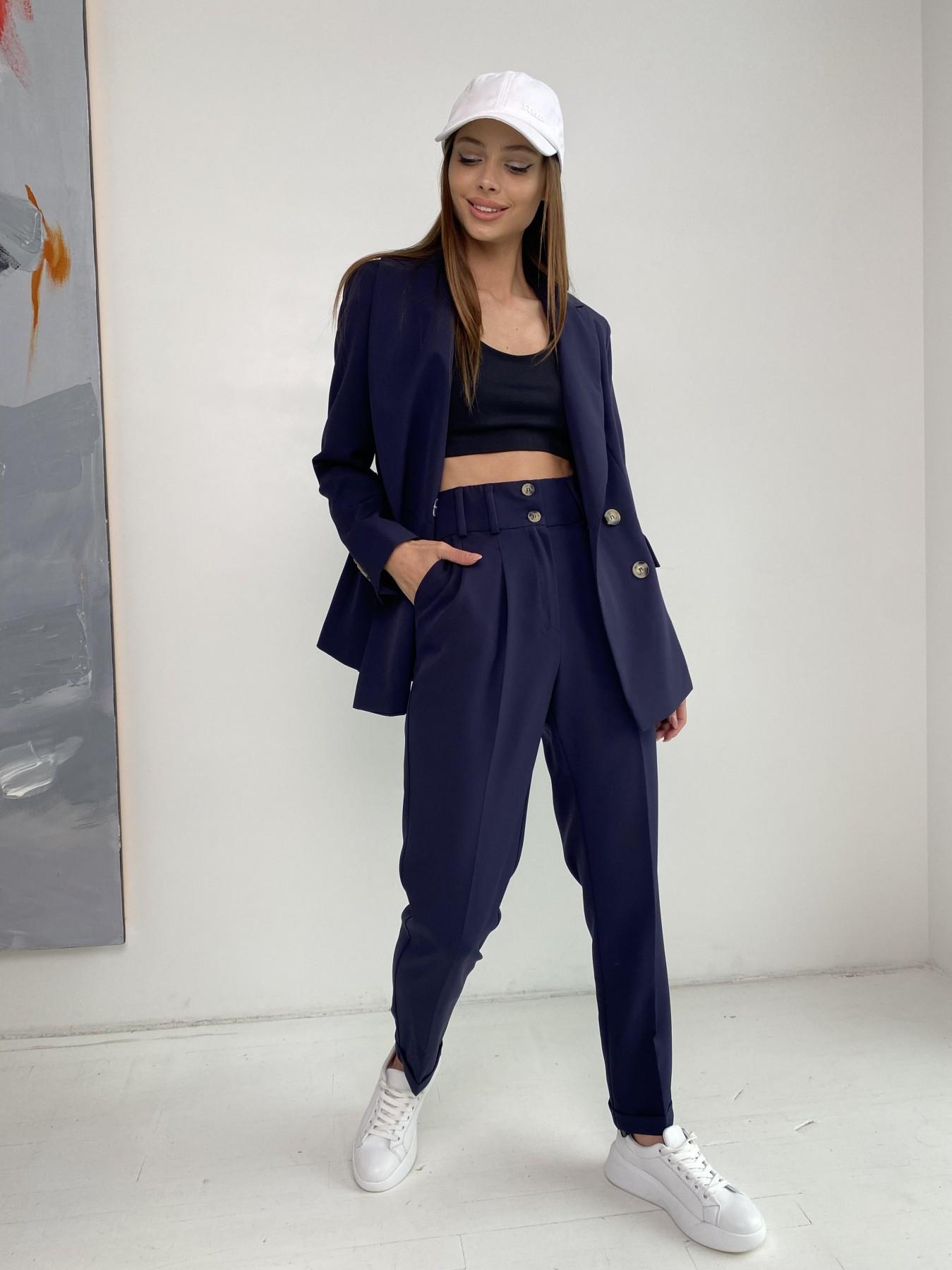 Франко костюм из костюмной ткани 11090