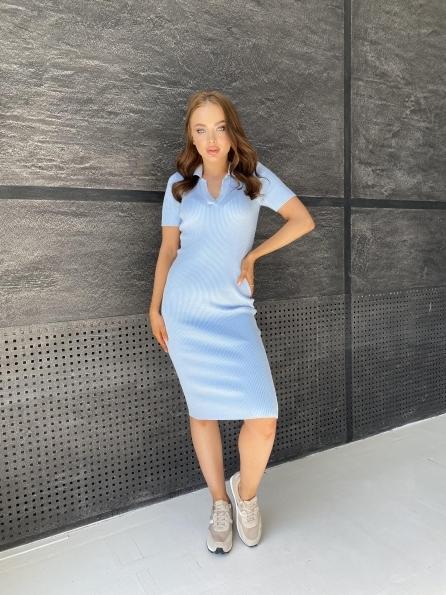 Купить Платье воротник 91688 оптом и в розницу