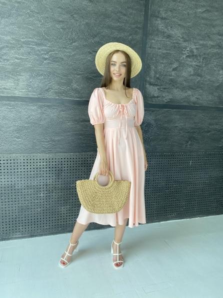 """Купить """"Кисес Миди"""" платье  софт 11540 оптом и в розницу"""