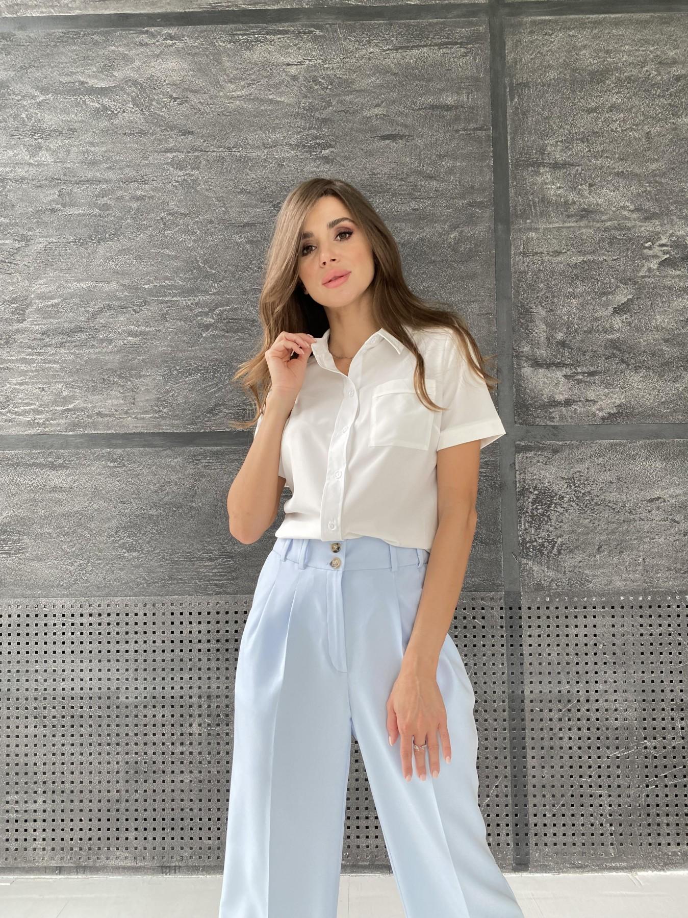 Женские рубашки оптом от производителя Дженна блуза  софт 11594