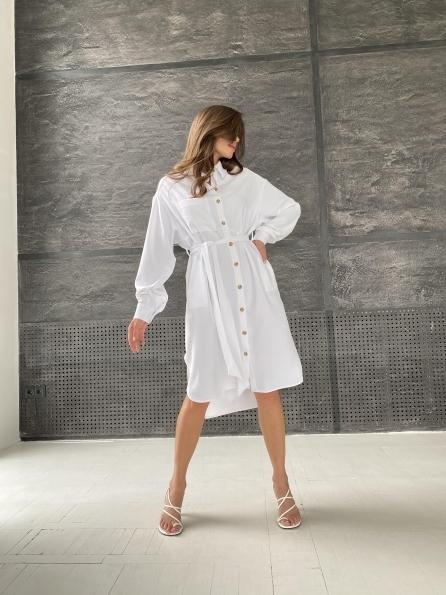 """Купить """"Сиэтл"""" рубашка из крепа американского 11609 оптом и в розницу"""