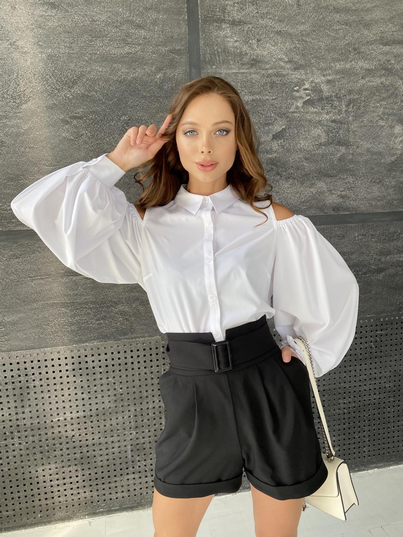 Женские рубашки недорого от Modus Адель блуза софт однотонный 11662