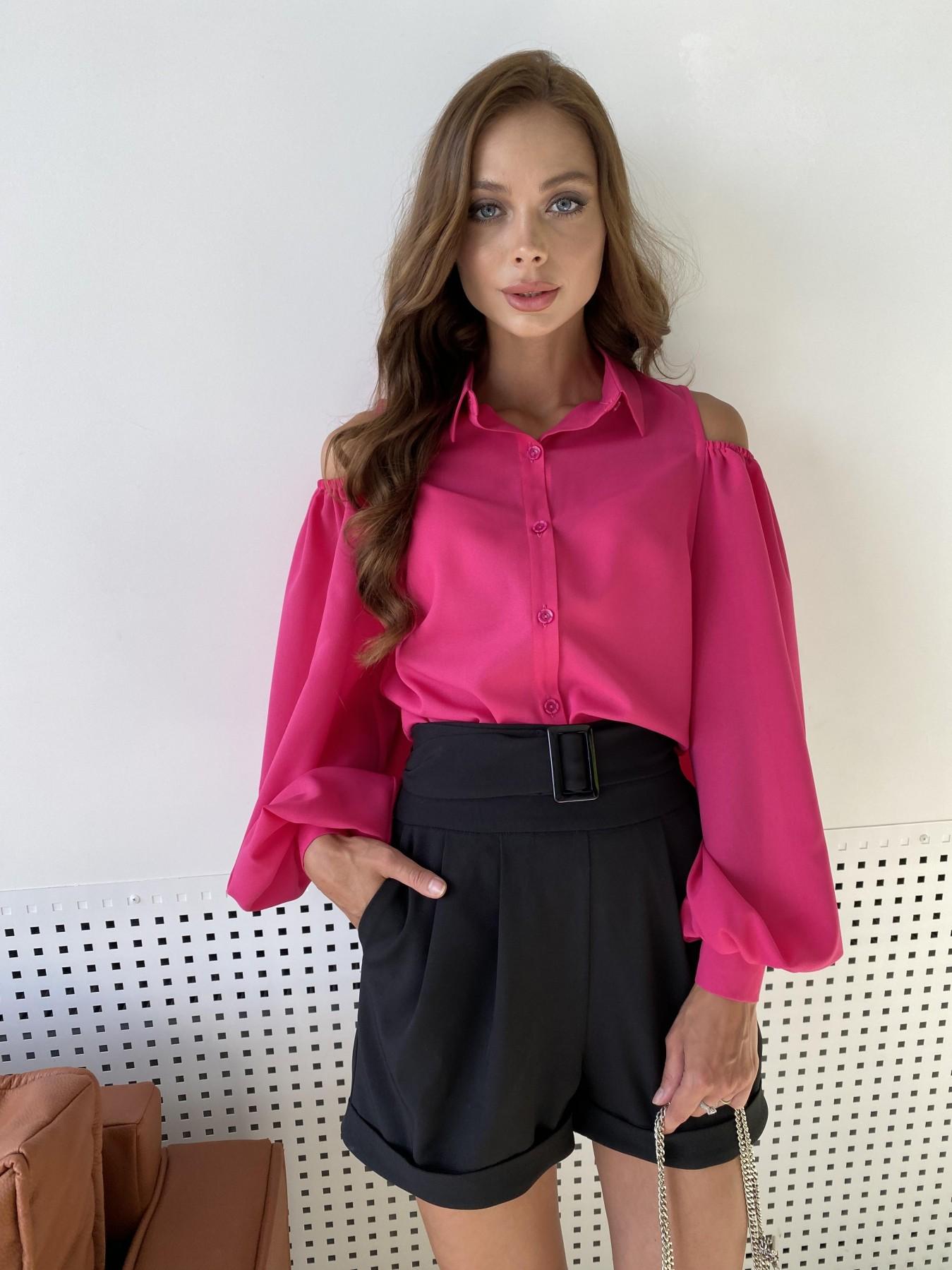 Женские рубашки недорого от Modus Адель блуза из креп креш шифона 11657