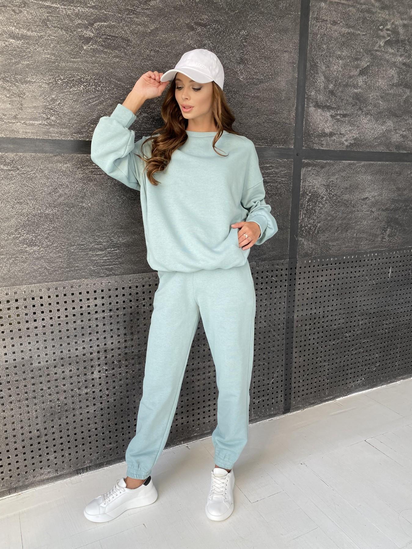 Женская одежда оптом от производителя Фарт 2 костюм трикотаж трехнитка 11634