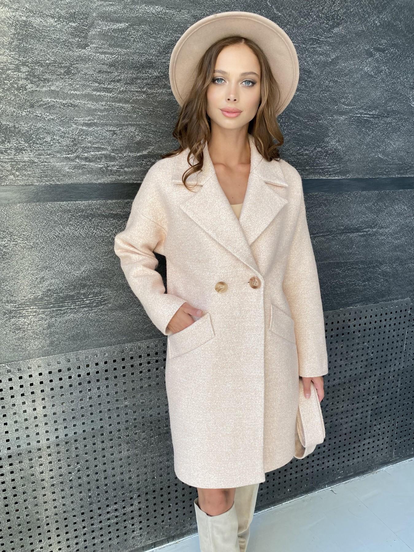 Купить женское пальто от Modus Сенсей пальто  шерсть букле мелкое пальтовая ткань 11647