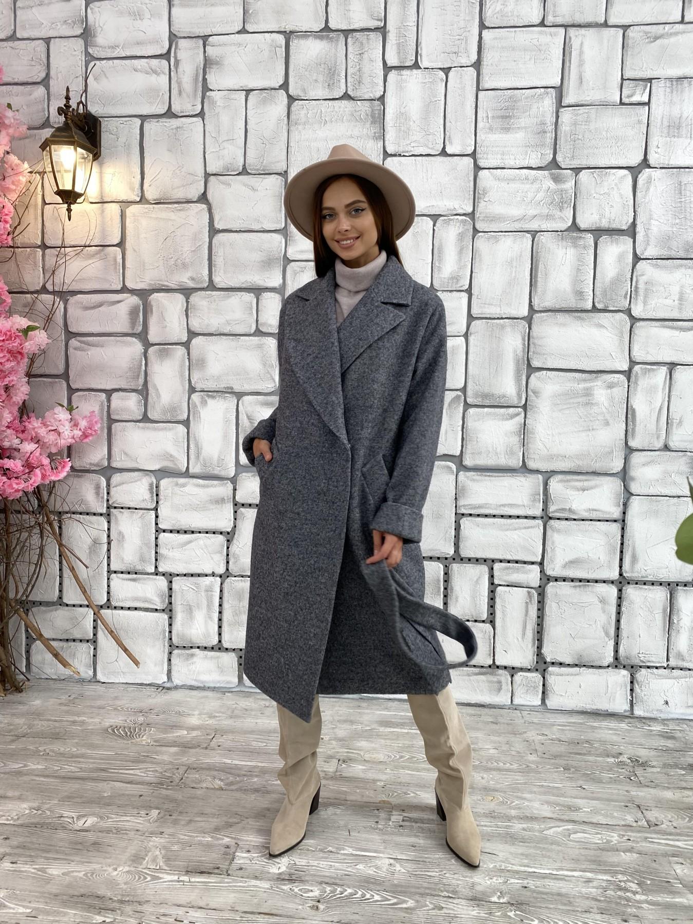 Женское пальто от производителя от Modus Влада шерсть варенка ткань пальто 11639