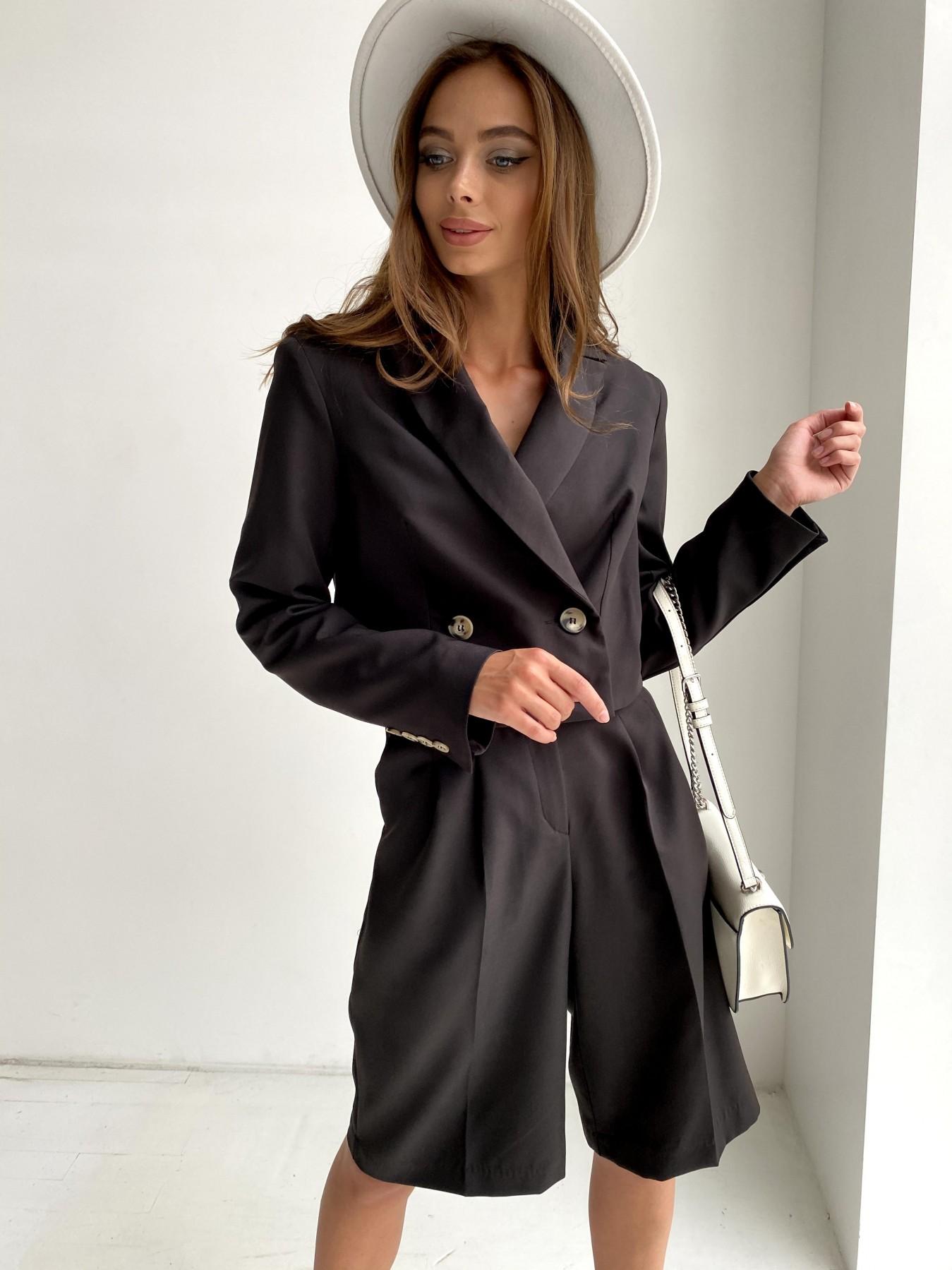 Женские костюмы оптом от производителя Modus Оксфорд костюм из костюмной ткани стрейч 11548