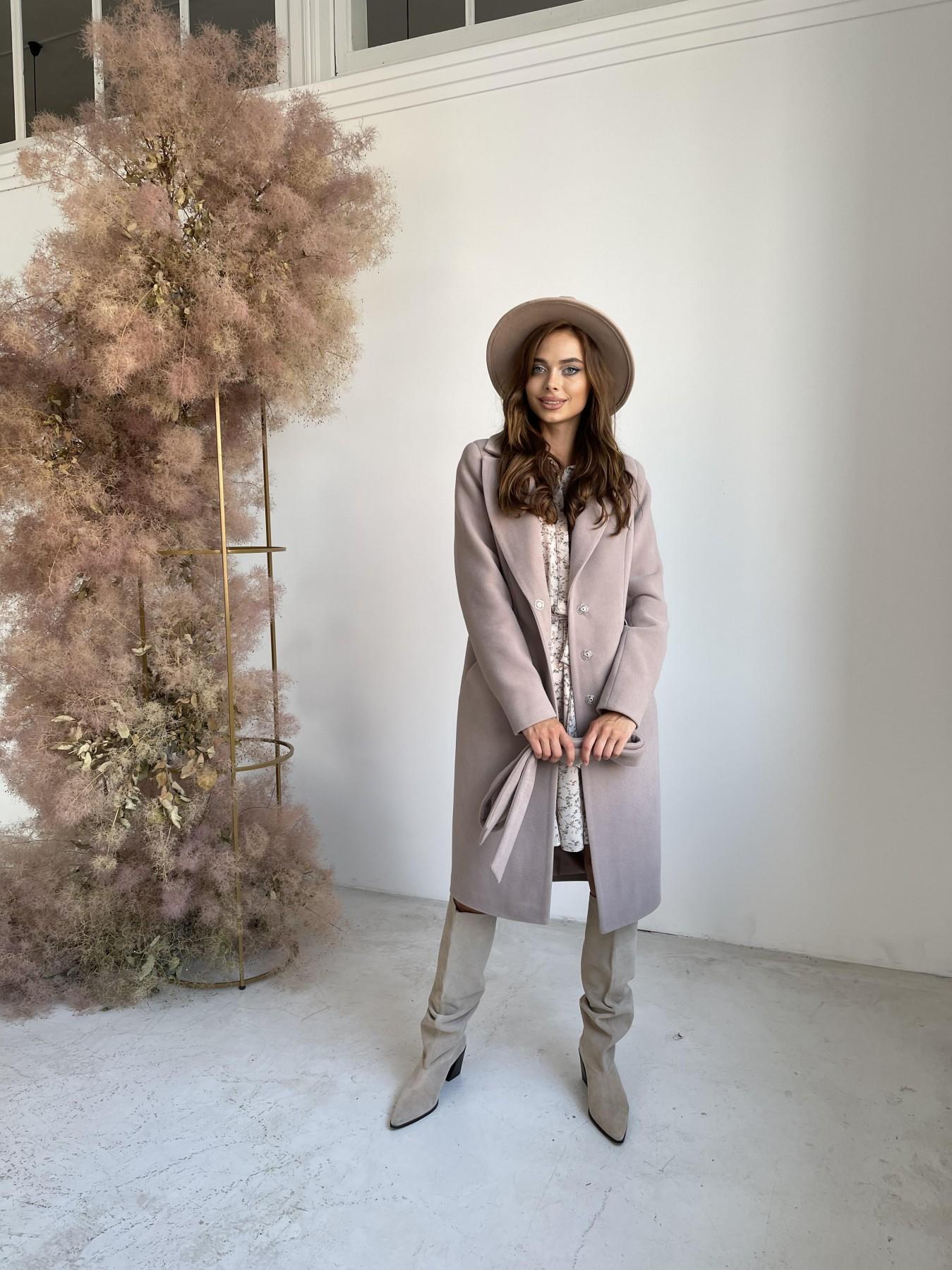 Демисезонного пальто оптом ТМ Modus Мехико U кашемир гладкий пальто 11044