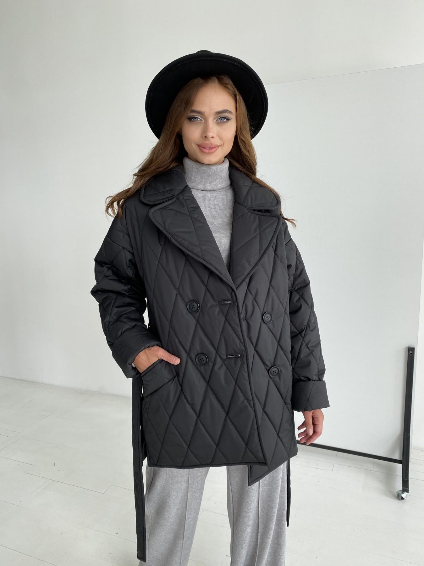 демисезонные куртки Норд стеганая куртка из плащеки 11770