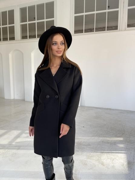 """Купить """"Сенсей"""" пальто из кашемира 11821 оптом и в розницу"""